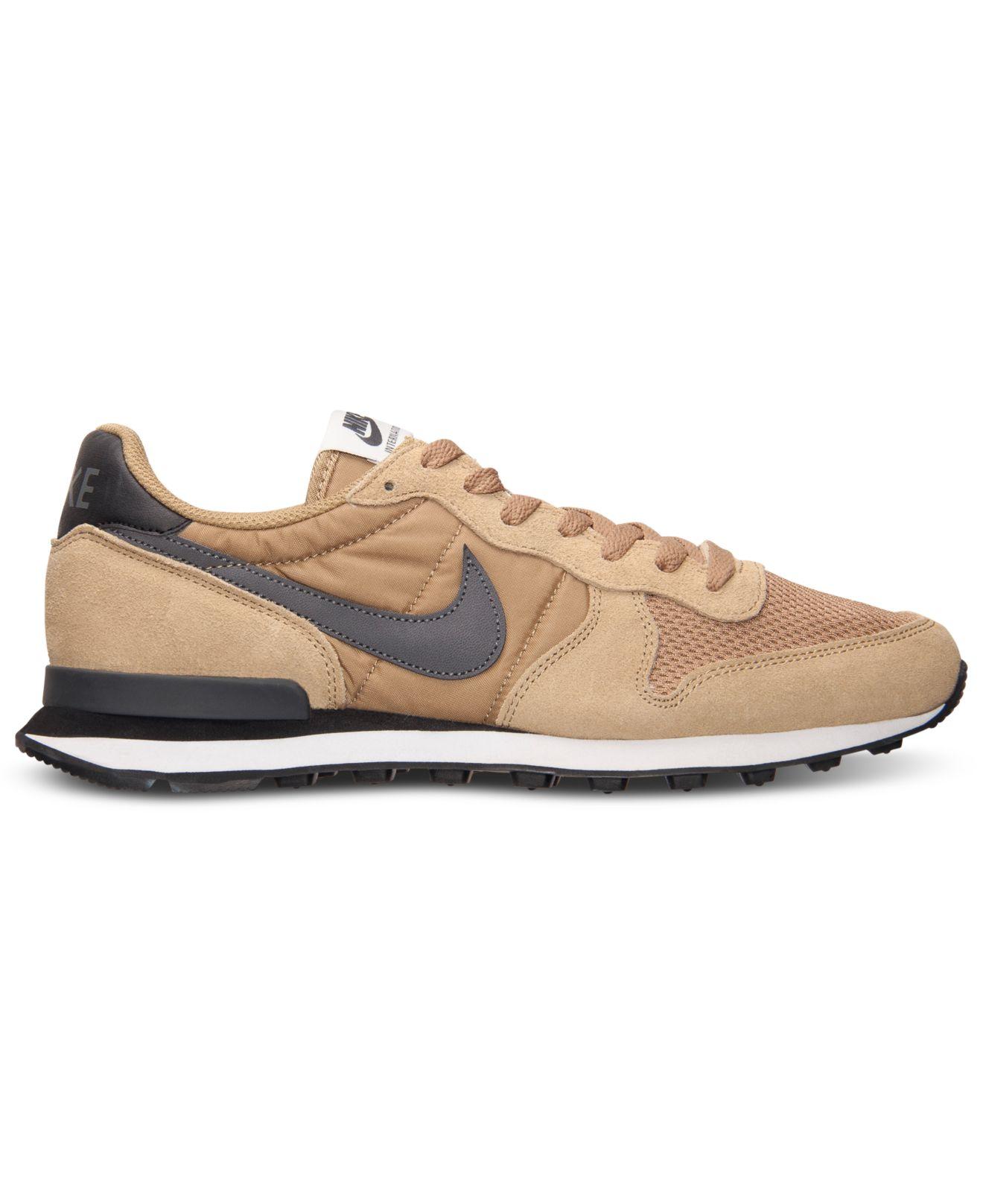 newest 7b981 e3ba9 Previously sold at Macys · Mens Nike Internationalist ...