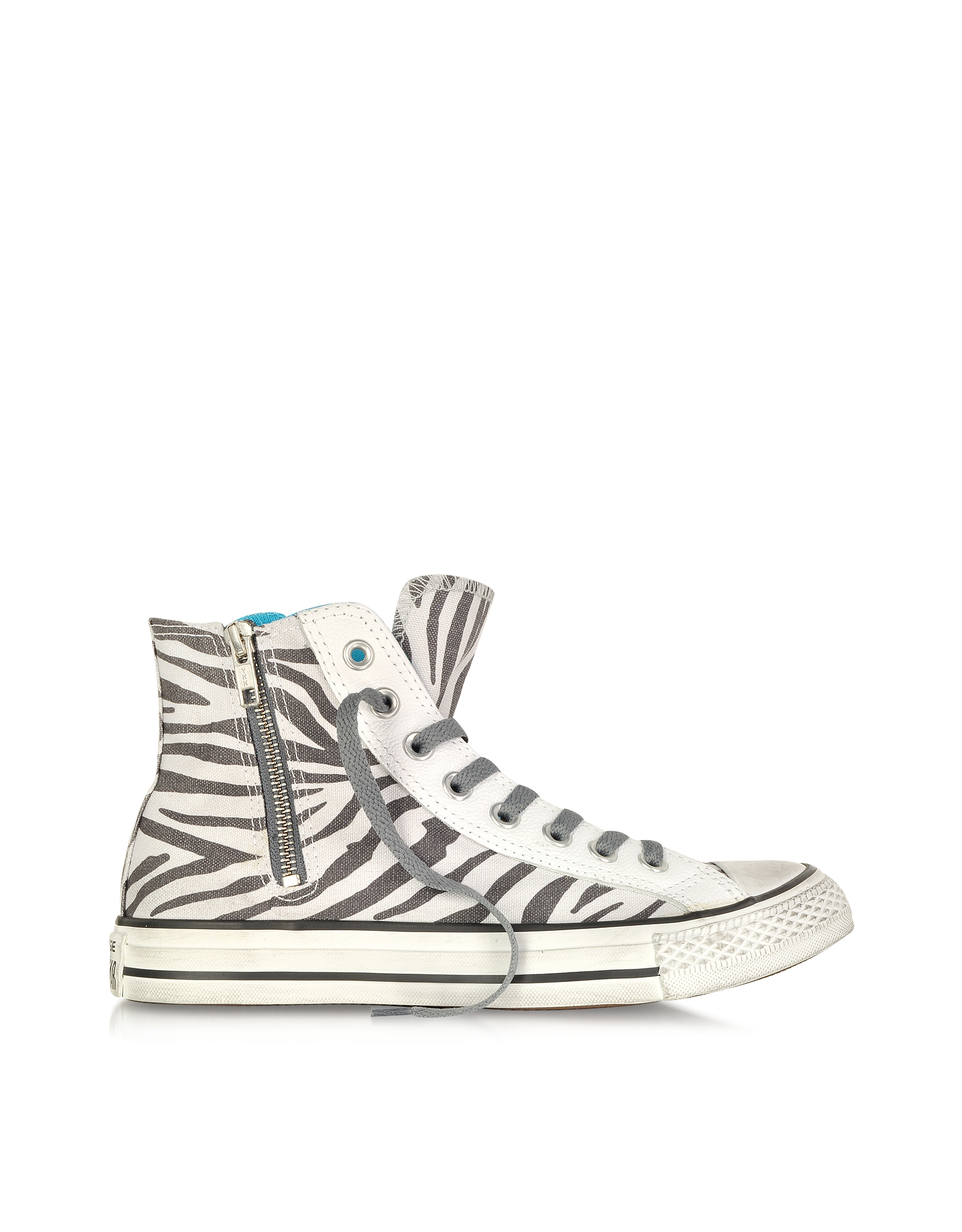 converse all star high top animal printed canvas zip. Black Bedroom Furniture Sets. Home Design Ideas