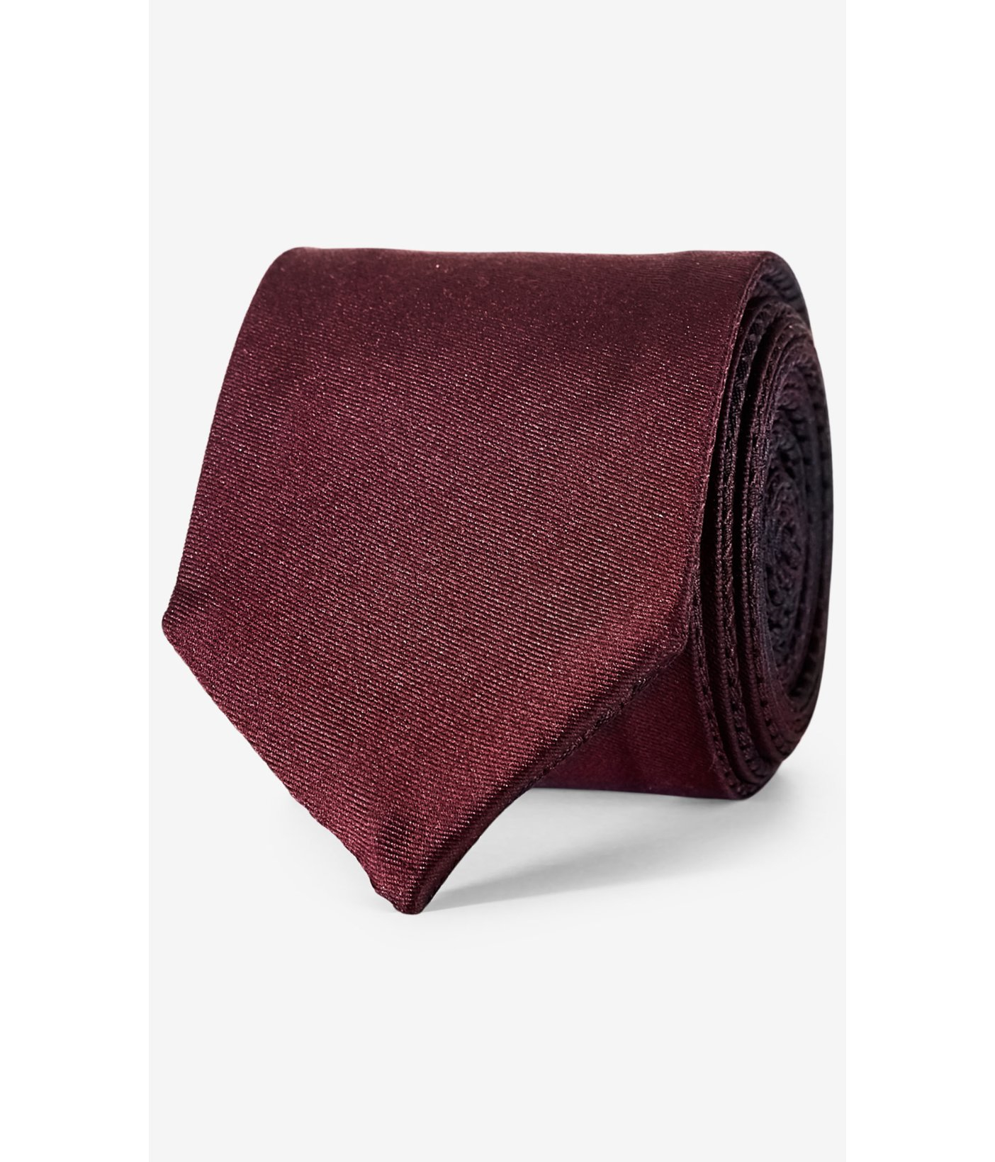 express reversible slim silk tie ink blue in purple for