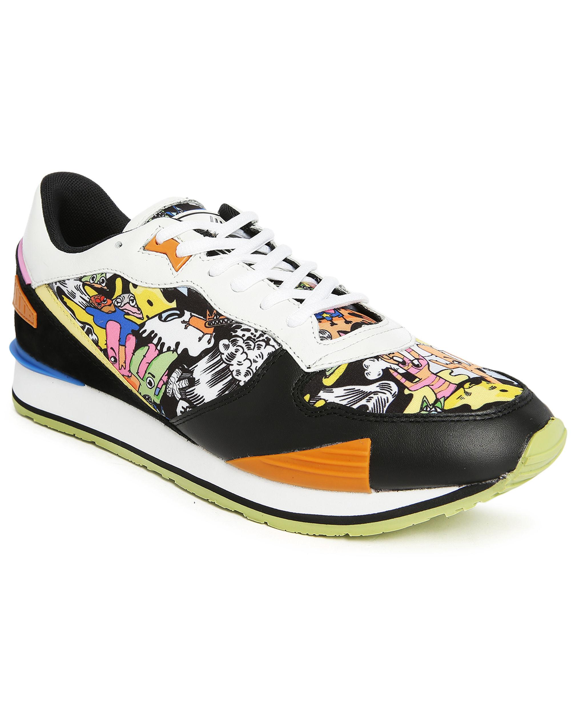 Kenzo 'cartoon' Sneakers for Men   Lyst