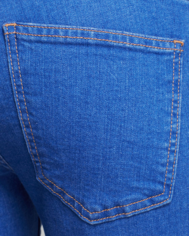 Current/Elliott Jeans - The Stiletto In Skyline in Blue