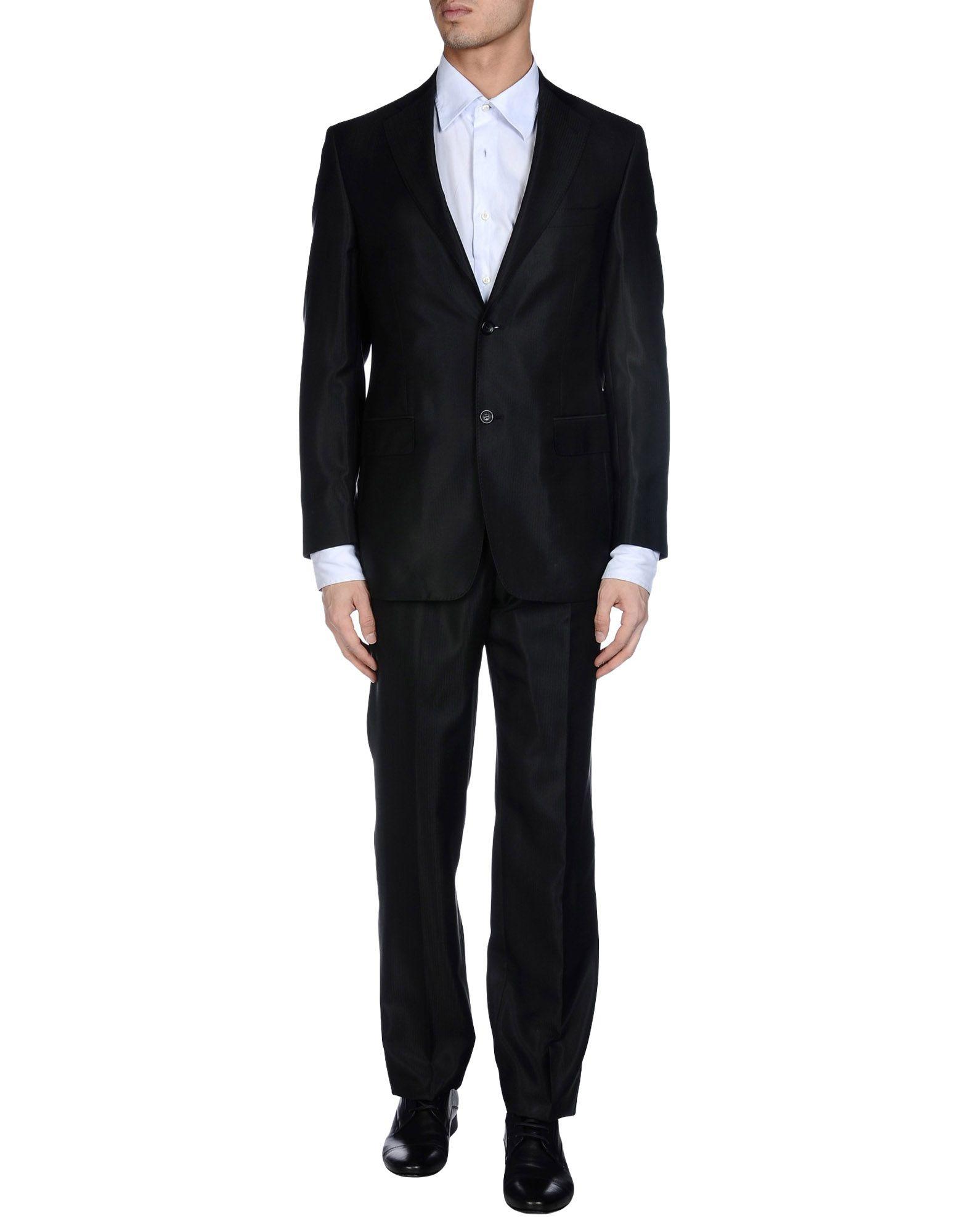 Versace Suit in Black for Men