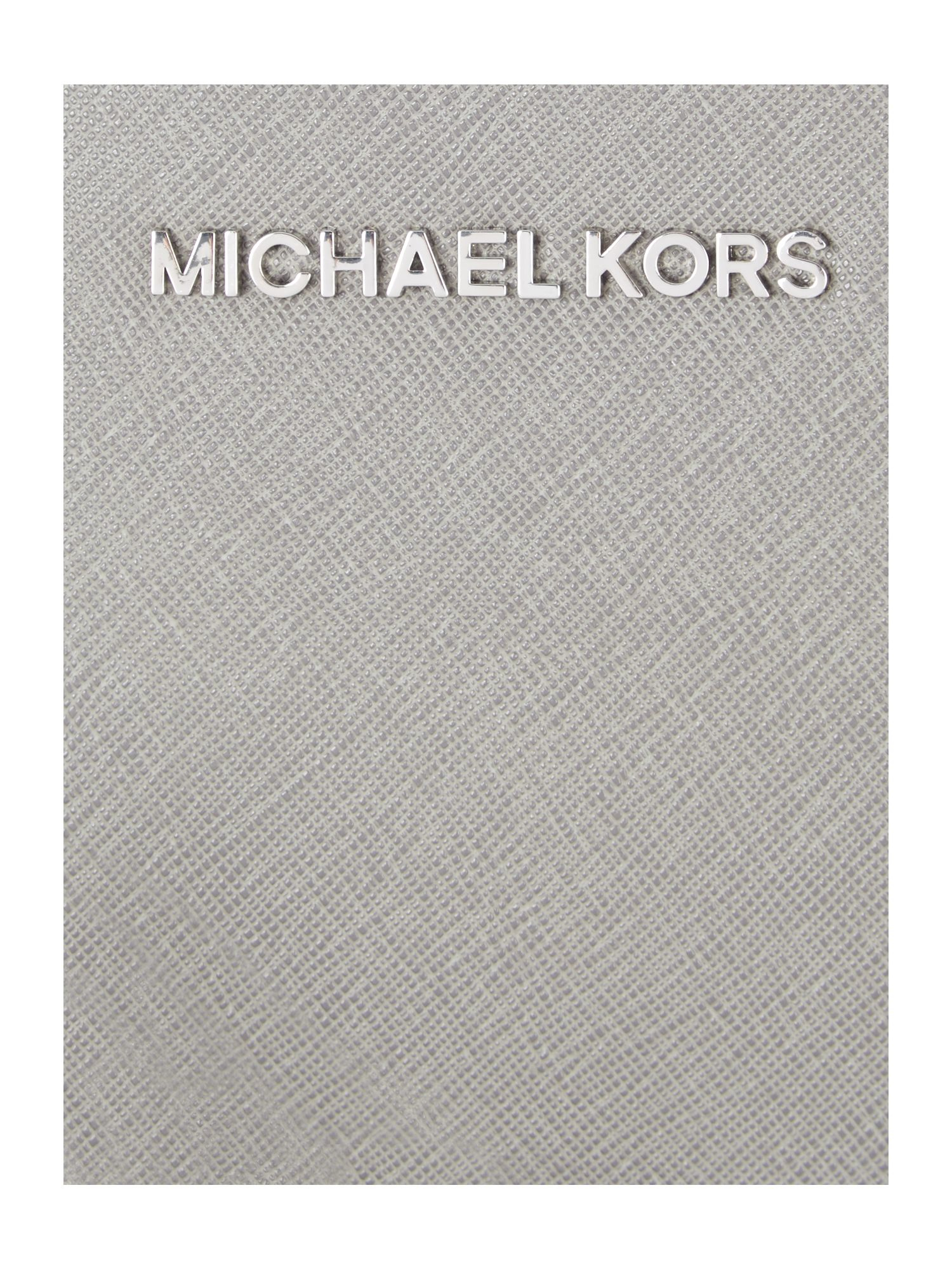 Michael Kors Selma Grey Large Tote Bag in Grey