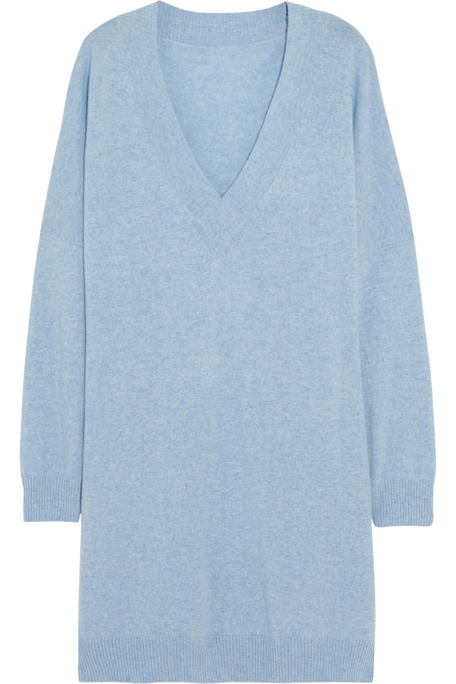 Banjo & matilda Cocktail Oversized Cashmere Sweater in Blue | Lyst