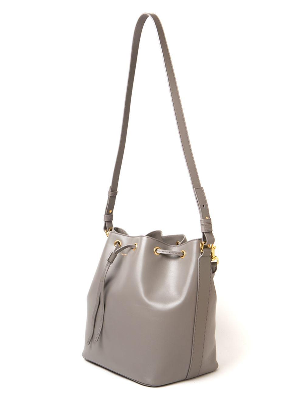 ysl logo bag - yves saint laurent medium emmanuel bucket bag, yves st. laurent purses