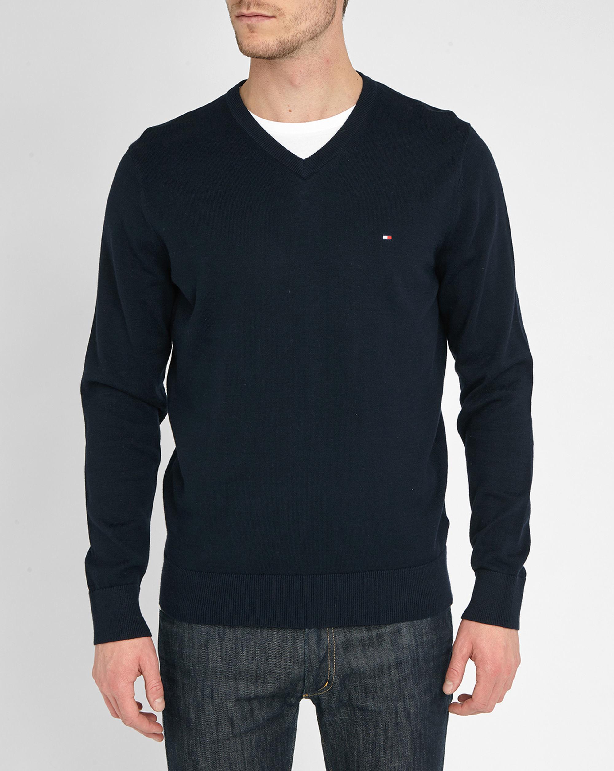 tommy hilfiger v neck sweater gray cardigan sweater. Black Bedroom Furniture Sets. Home Design Ideas