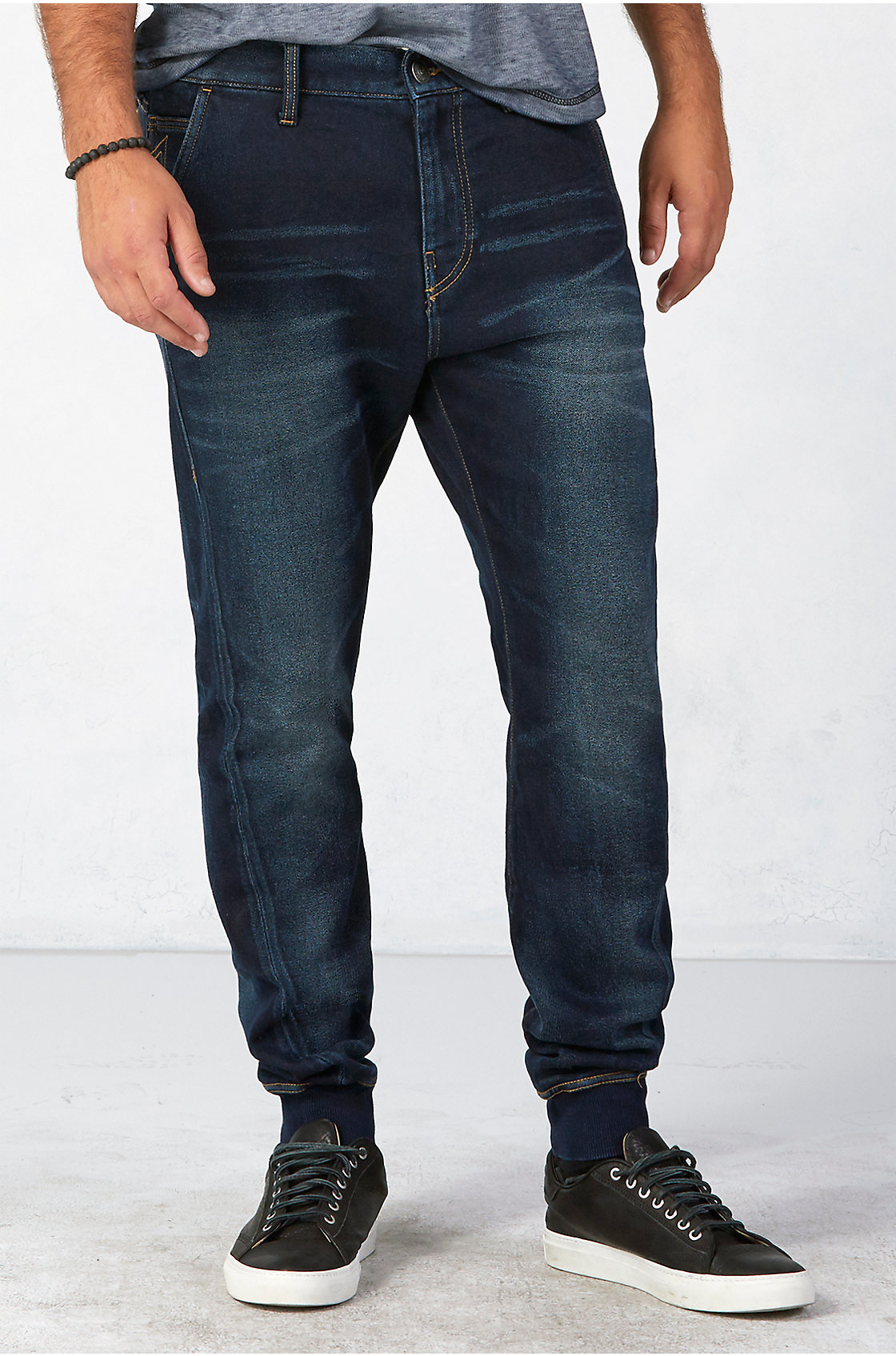 True religion Jogger Mens Jean Pant in Blue for Men | Lyst