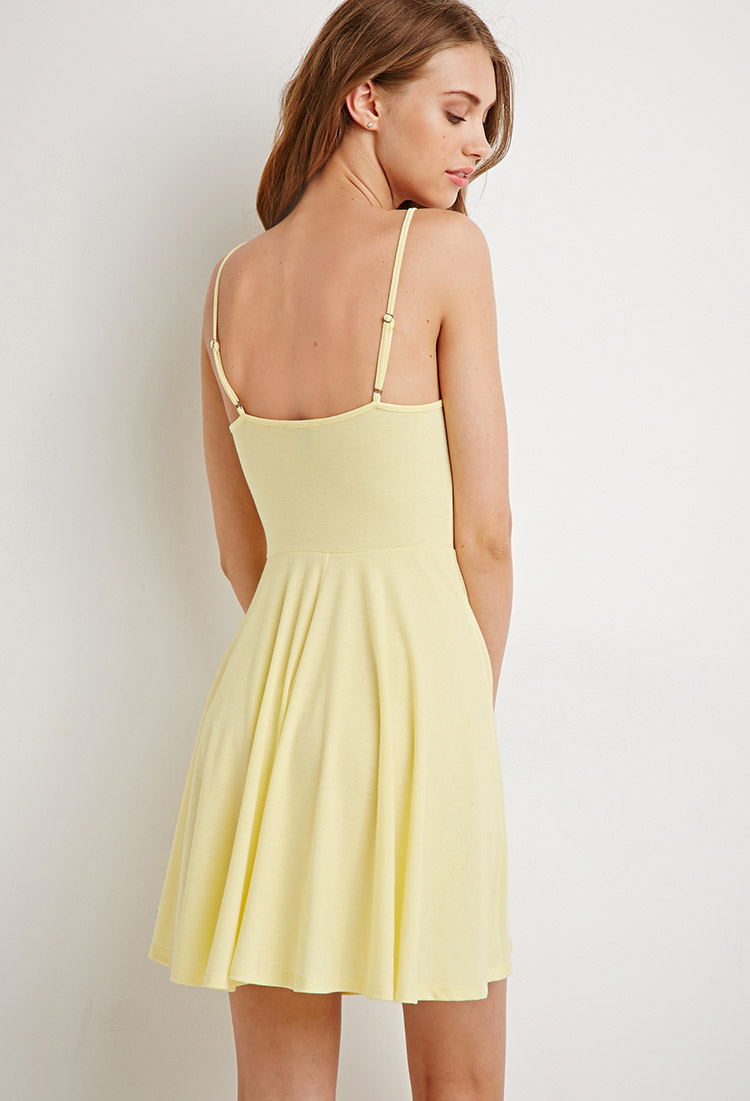 Lyst - Forever 21 Fit   Flare Cami Dress You ve Been Added To The ... 7e1741f98