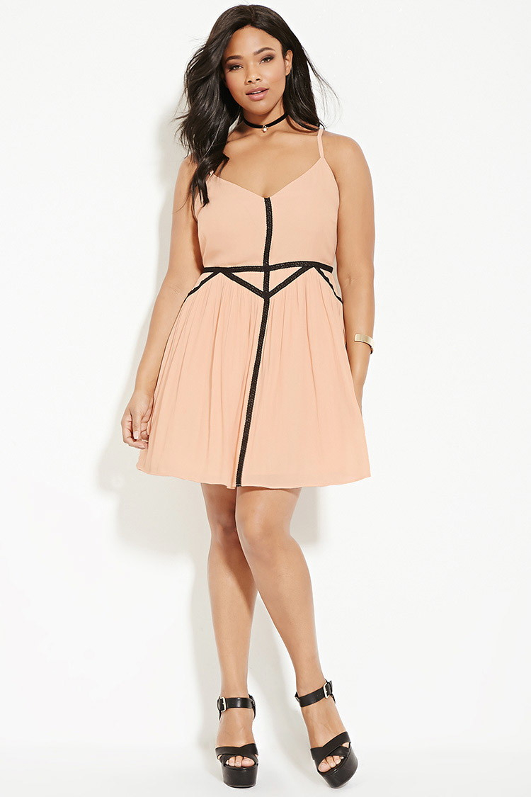 be5a1d1fa29 Plus Size Dresses Forever 21