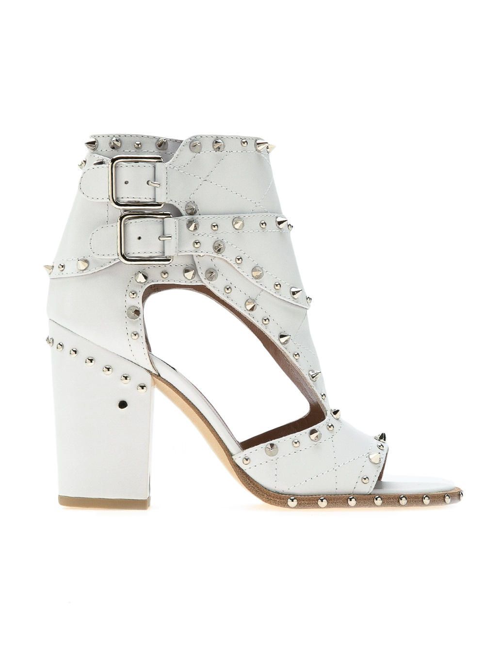 Lyst Laurence Dacade Deric Bootie In White