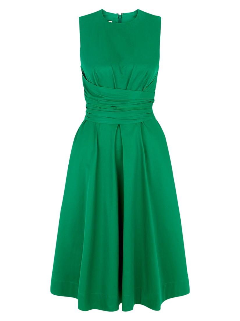 Hobbs Twitchill Dress In Green Lyst