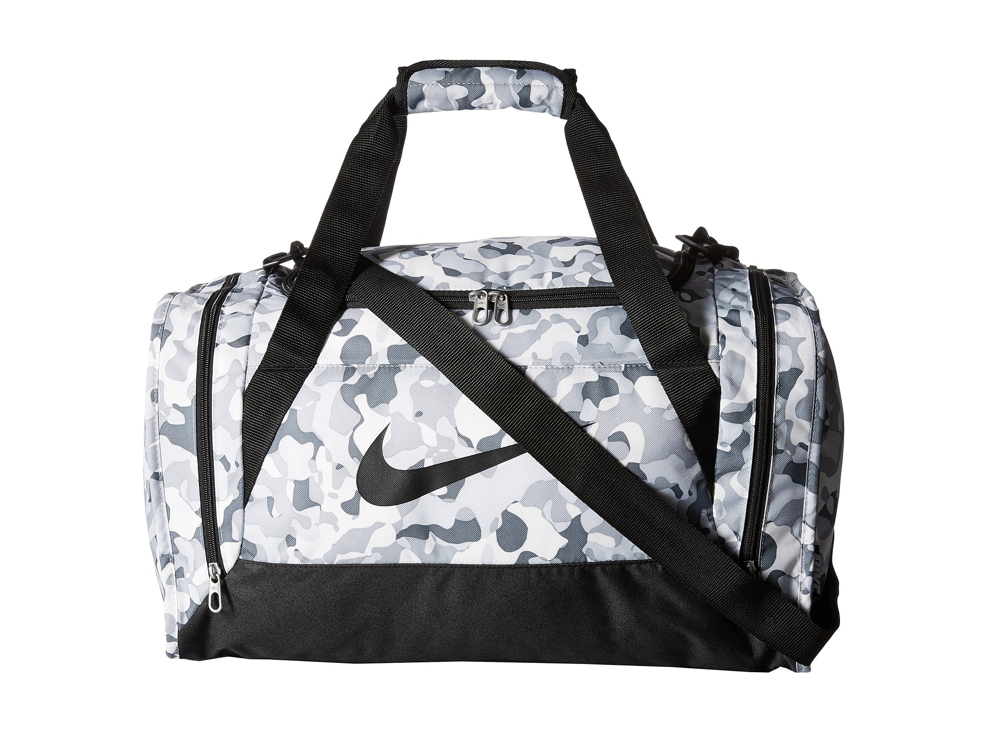 8dce54761845 Lyst - Nike Brasilia 6 Duffel Graphic Small in Green for Men
