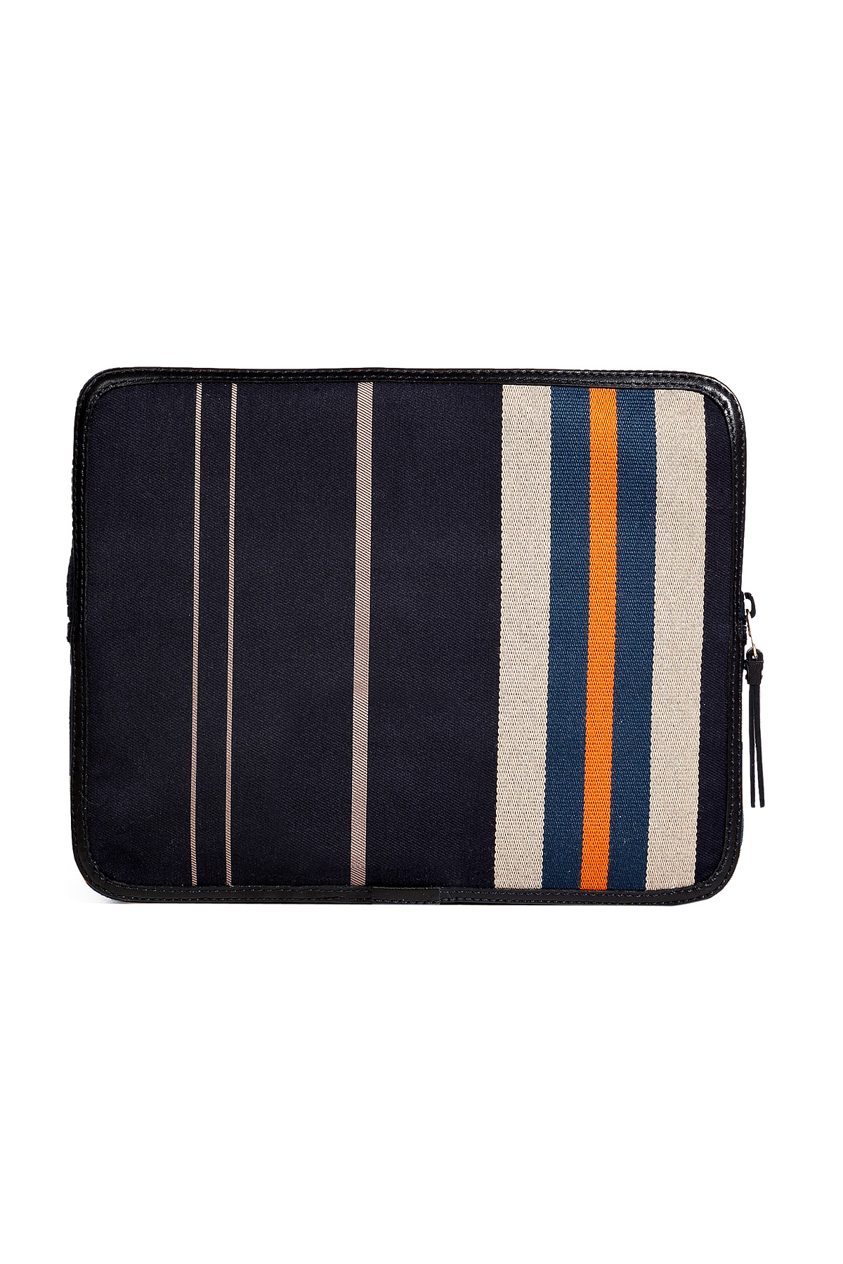 paul smith striped ipad case in purple for men lyst. Black Bedroom Furniture Sets. Home Design Ideas