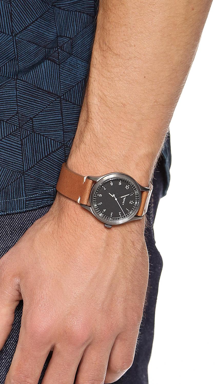 Tsovet Jpt Pw36 36mm Watch In Gray For Men Lyst