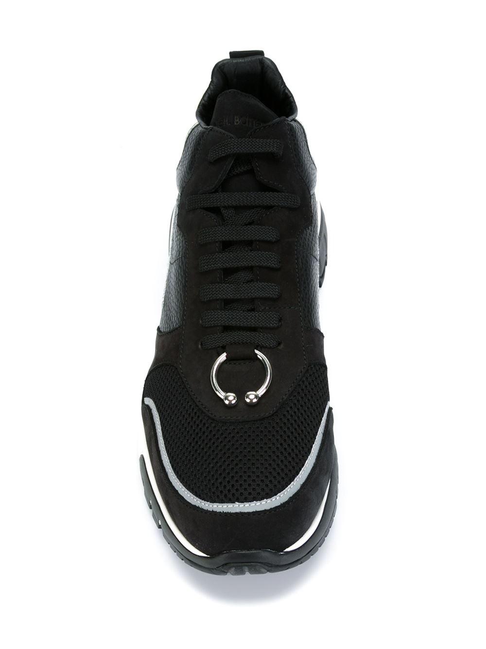 Neil Barrett Platform sneakers