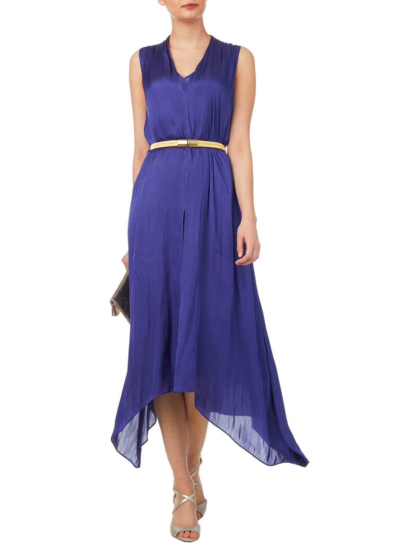 Phase Eight Sunto Maxi Dress in Blue - Lyst
