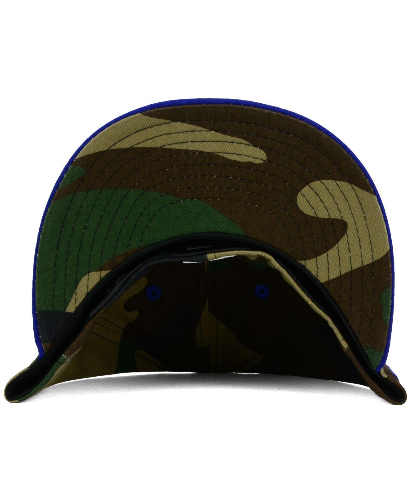 factory price 209af 439a3 ... get hat lyst ktz new york mets camo pop 59fifty cap for men fb800 02413  ...