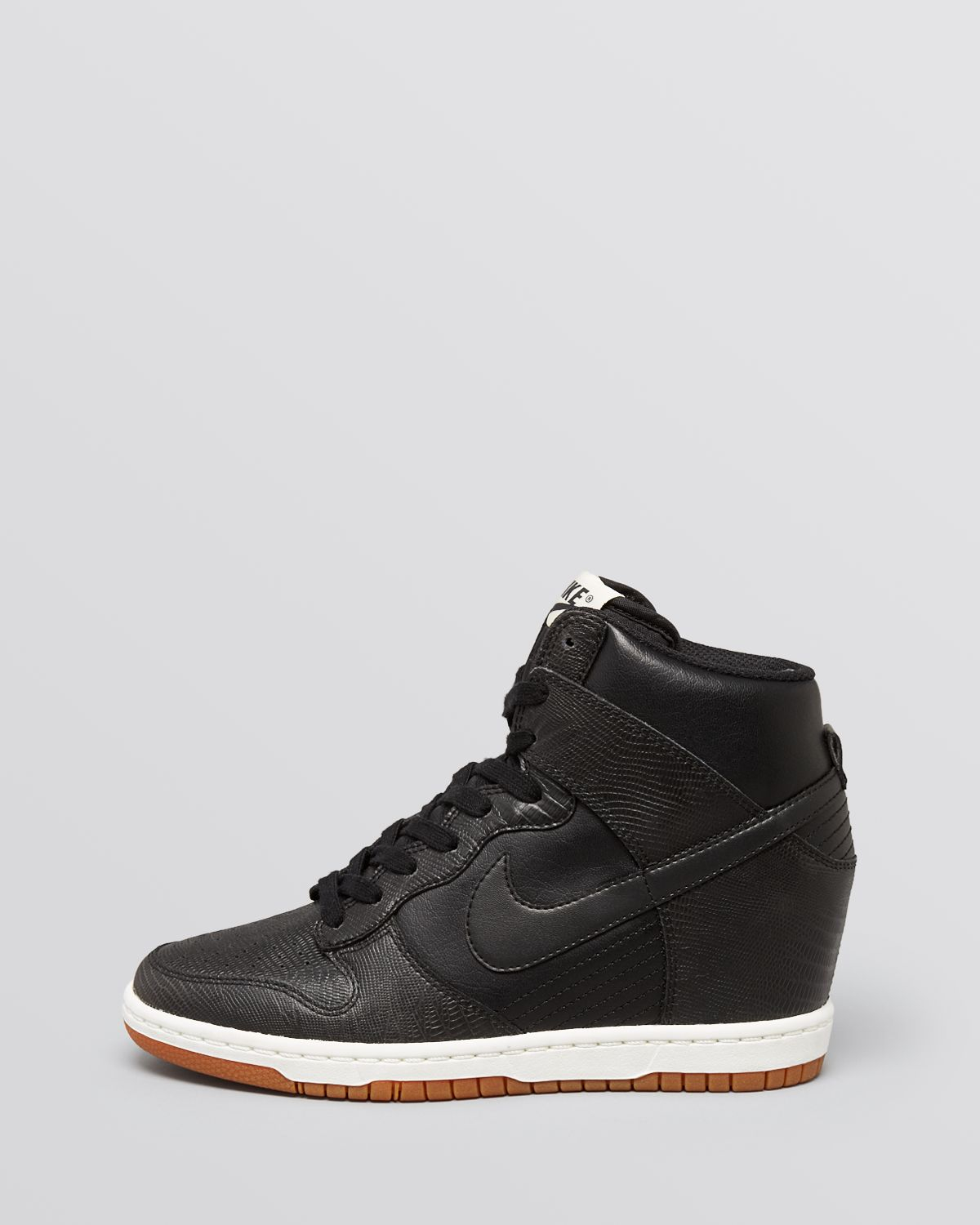 Gallery. Previously sold at  Bloomingdale s · Women s Wedge Sneakers Women s  Nike Dunk Women s Nike Dunk Sky Hi ... d7d697e74