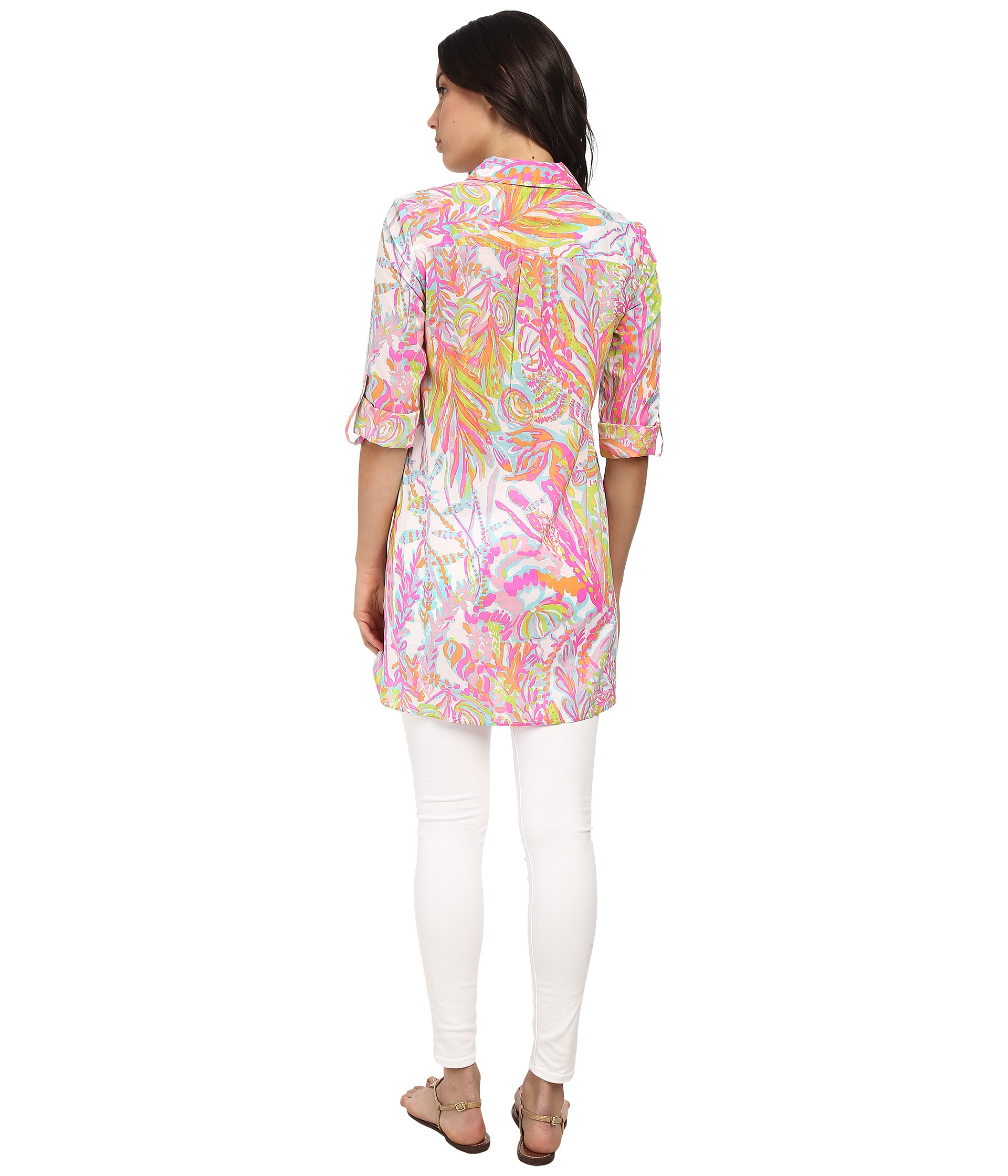 9502a7850e9 Lilly Pulitzer - Multicolor Jupiter Island - Lyst