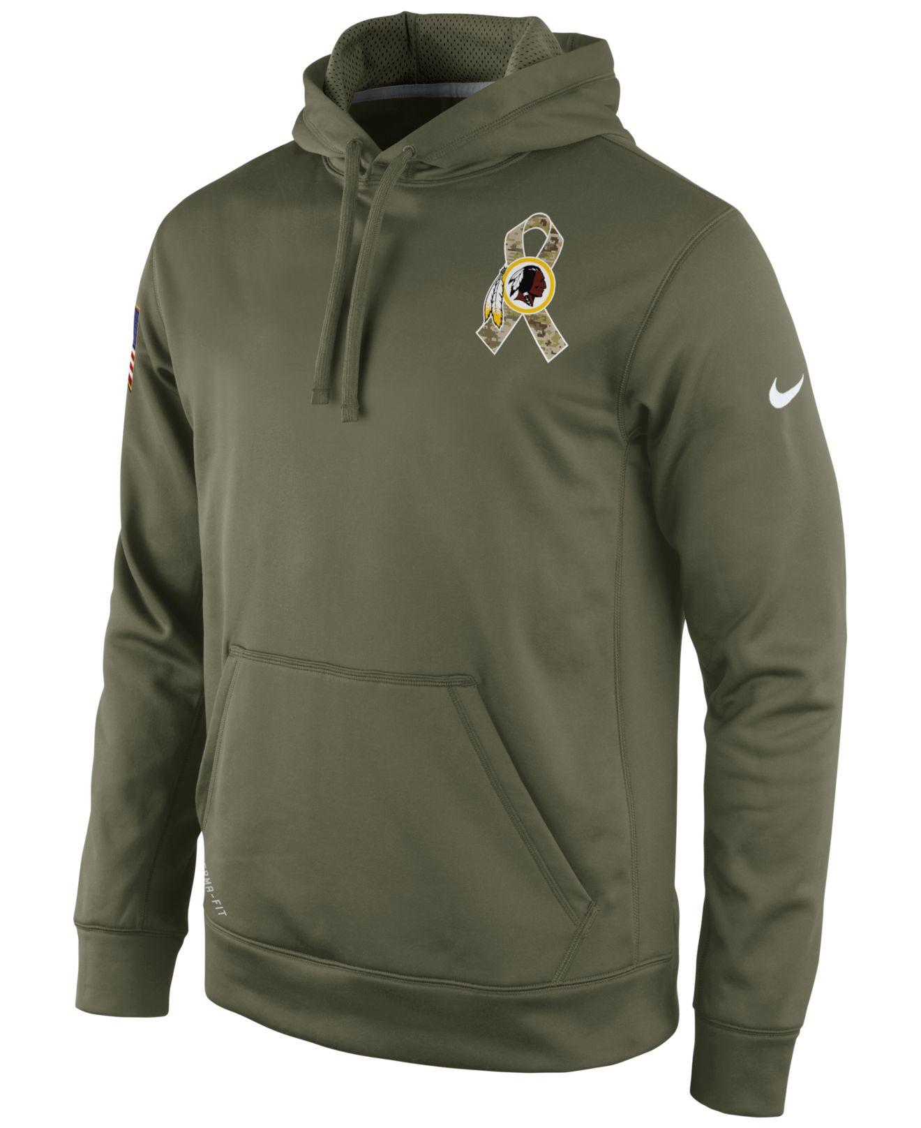on sale 25cba ce8ed redskins salute the troops hoodie