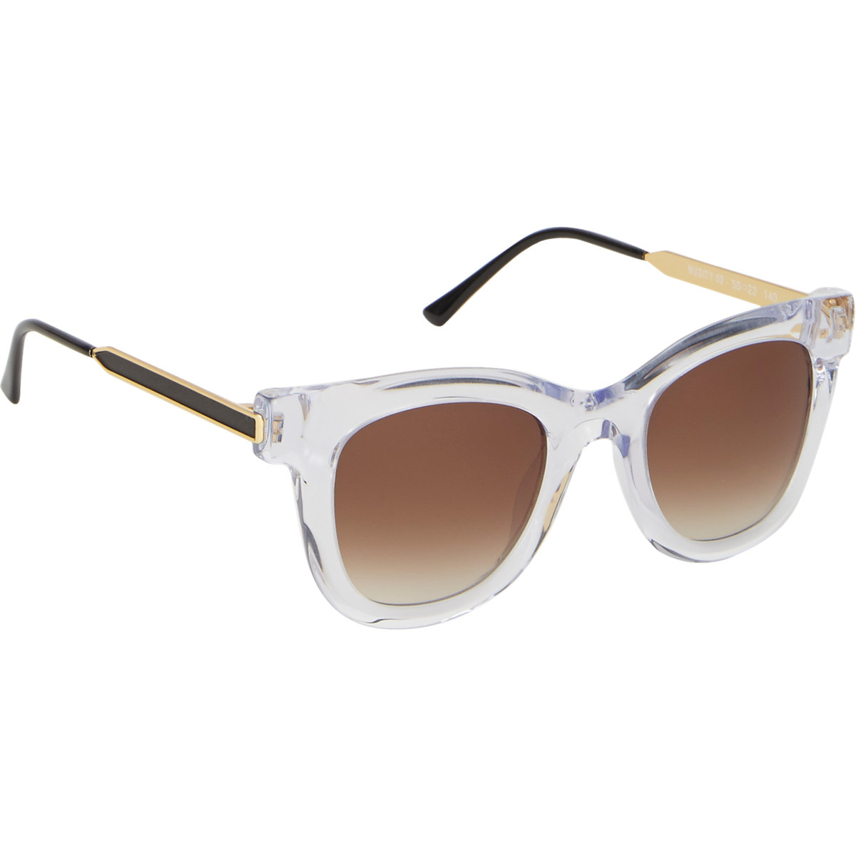 Thierry lasry nudity Sunglasses in Brown