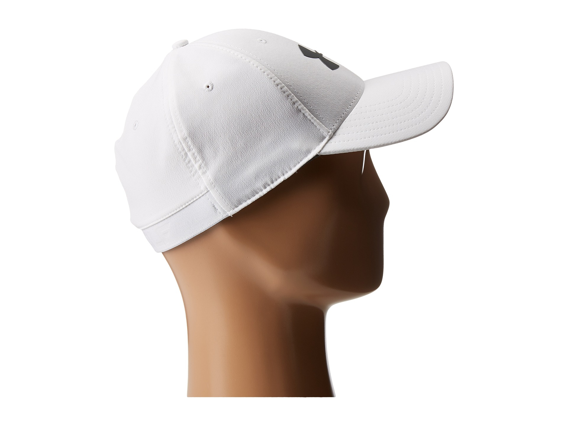 Lyst - Under Armour Ua Golf Headline Cap in White for Men fba6ff313a7