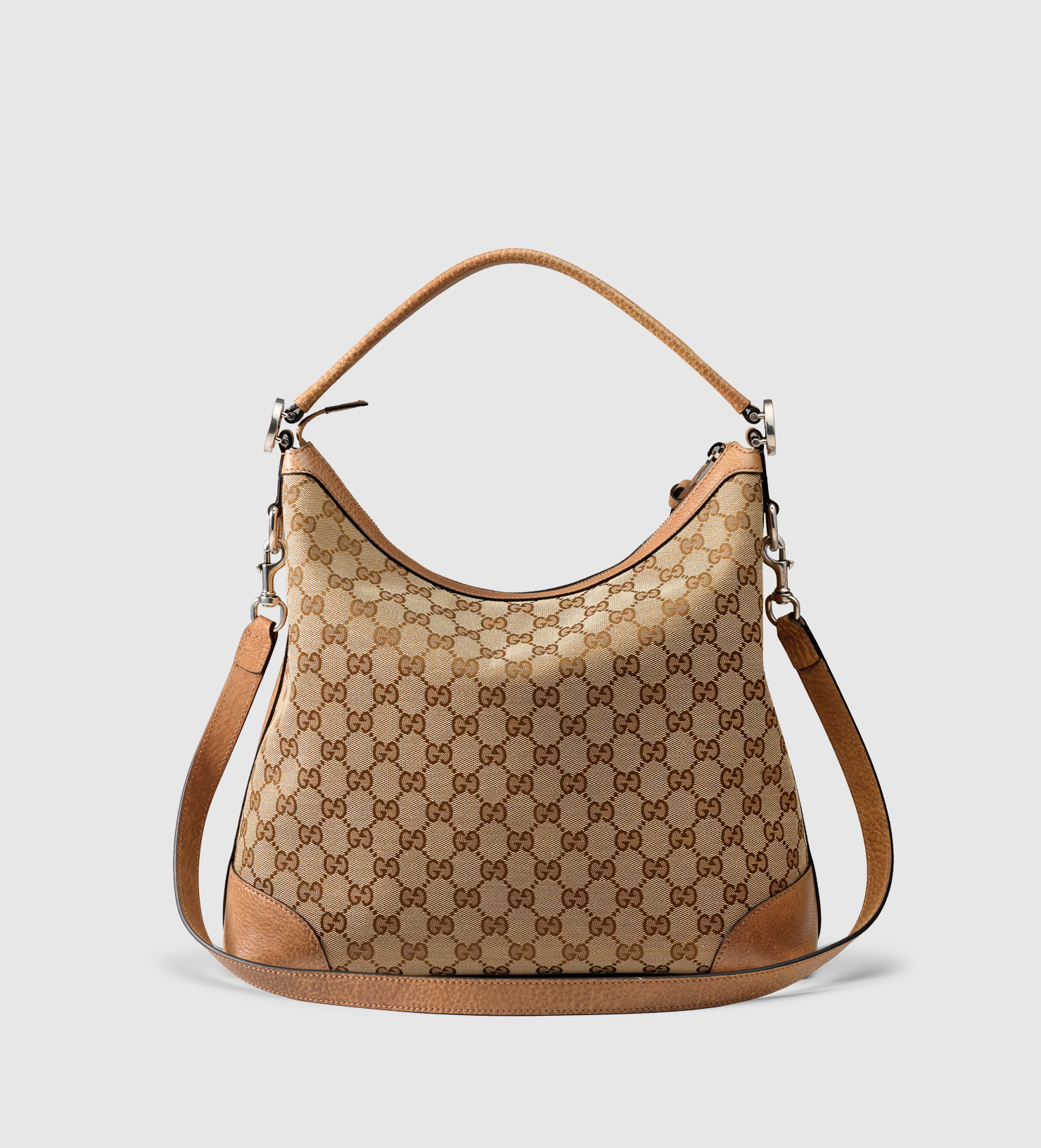 7849e5421ce Gucci Original Gg Canvas North South Tote Bag Tan - Best Canvas 2018