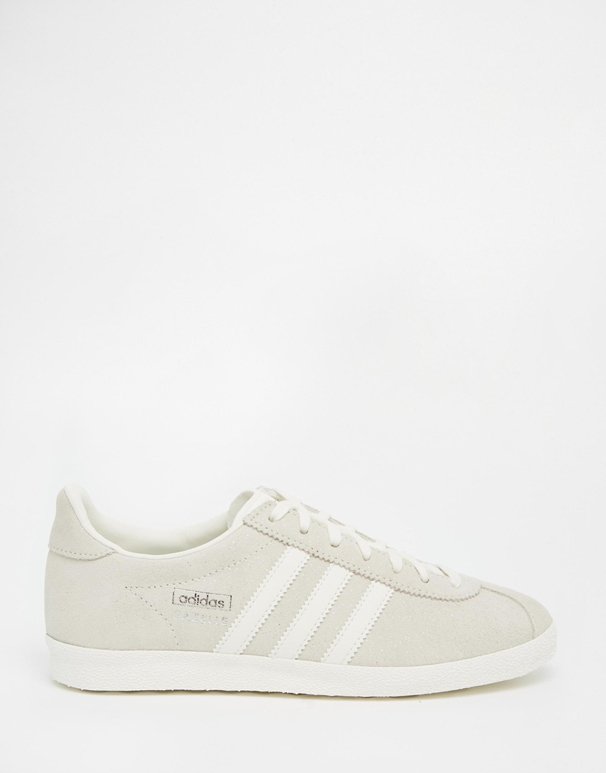 Adidas Originals Gazelle - Sneakers - Pink/Chalk White