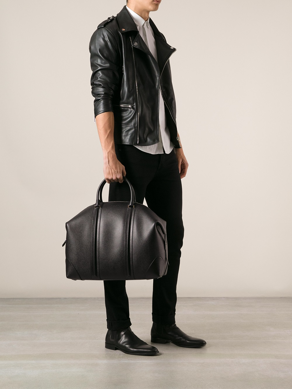 Givenchy Luggage Bag In Black For Men Lyst