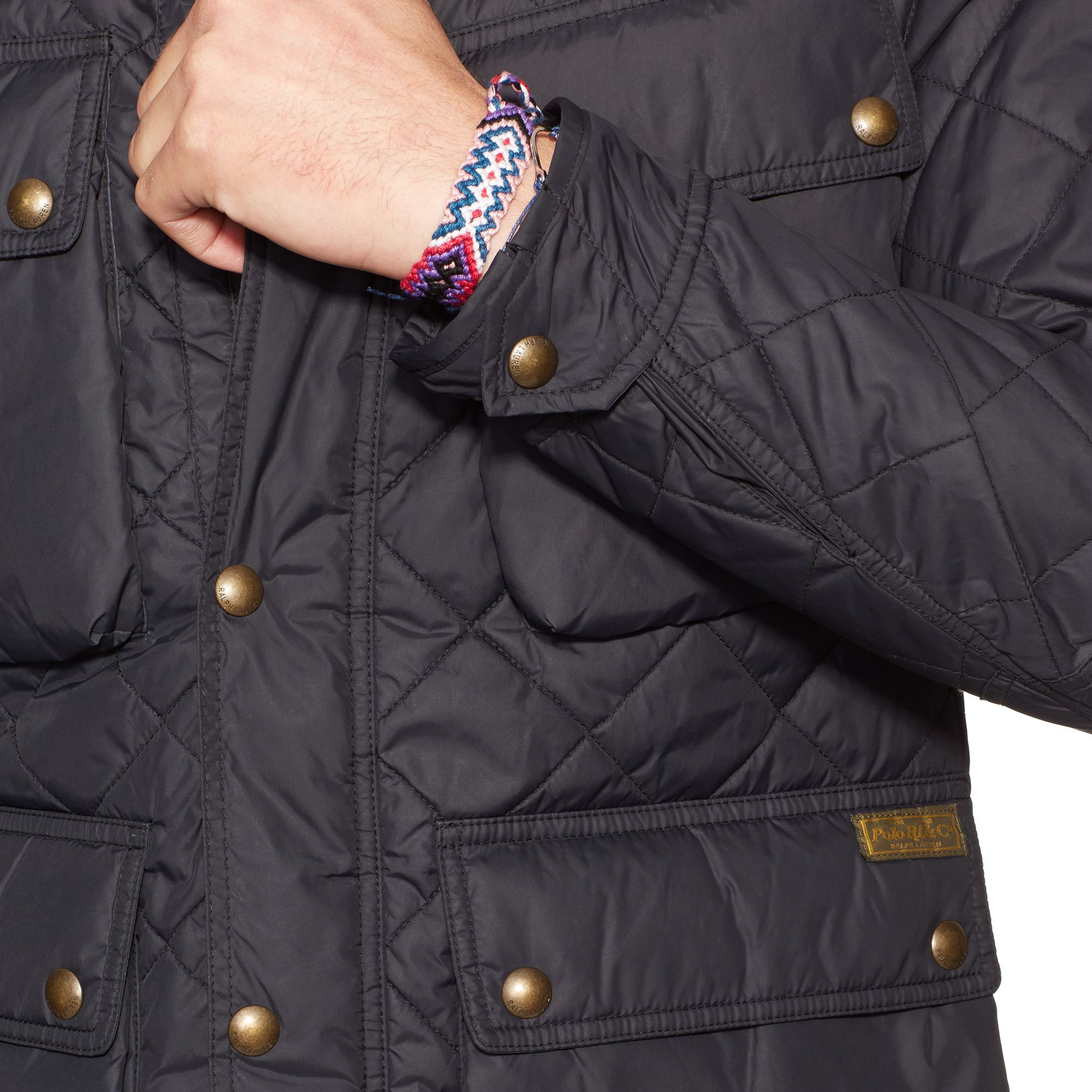 vest ralph quilted lauren jacket kids product for quilt size mens info stable