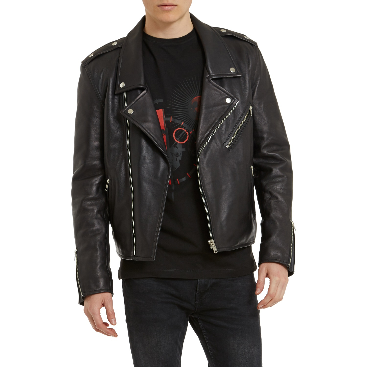 f5d0a277c Urban leather jackets for men
