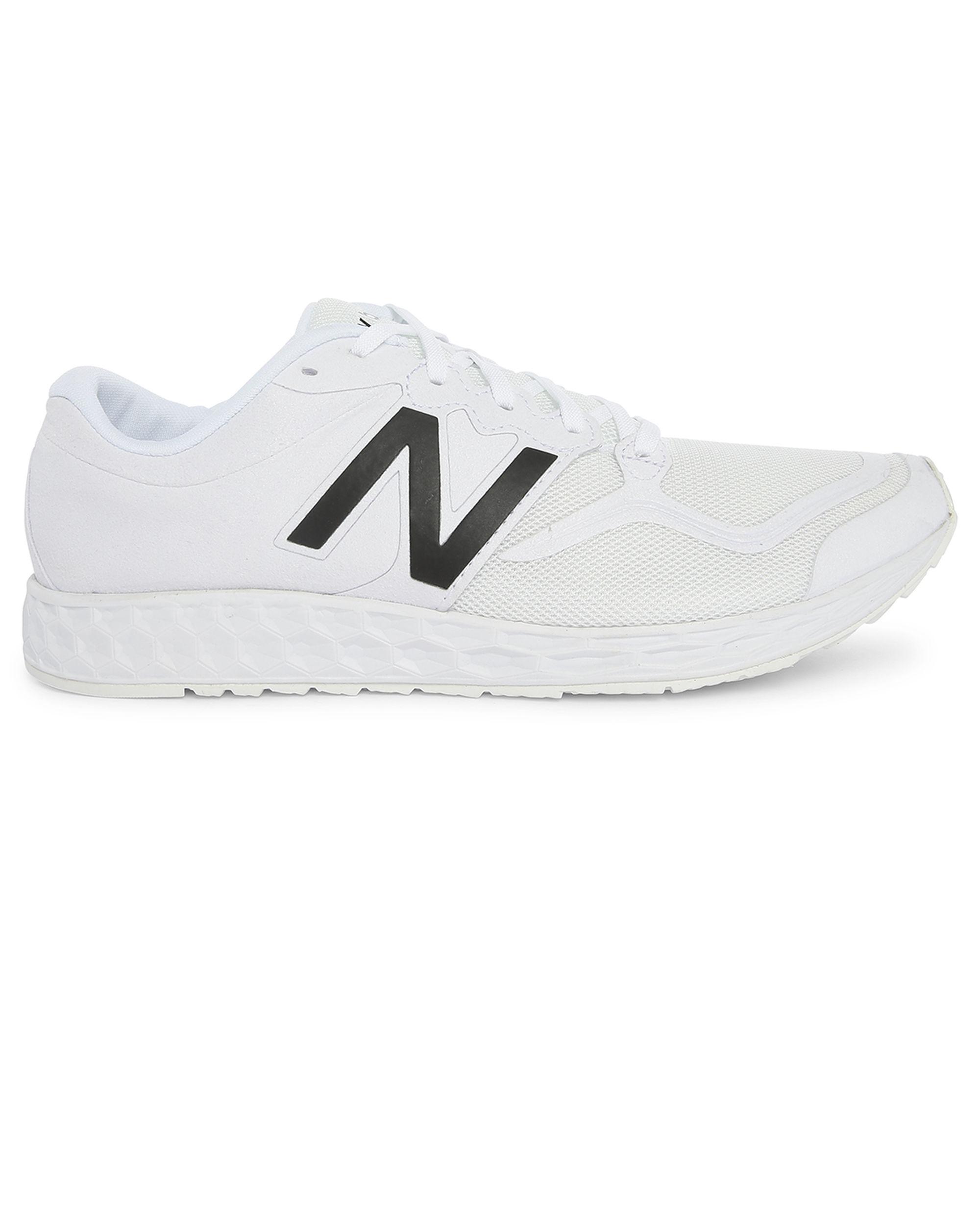 New Balance White 1980 Mesh Sneakers In White For Men Lyst