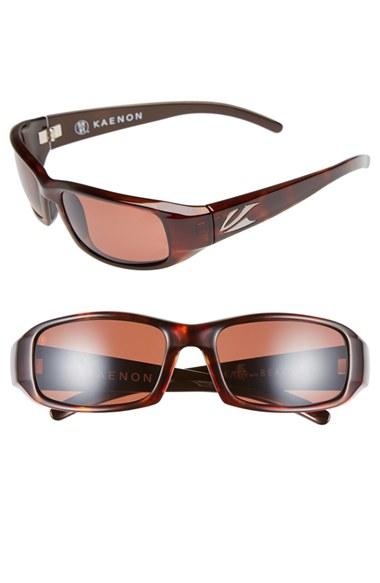 024f5aa4c5 Lyst - Kaenon  beacon  54mm Polarized Sunglasses in Brown for Men