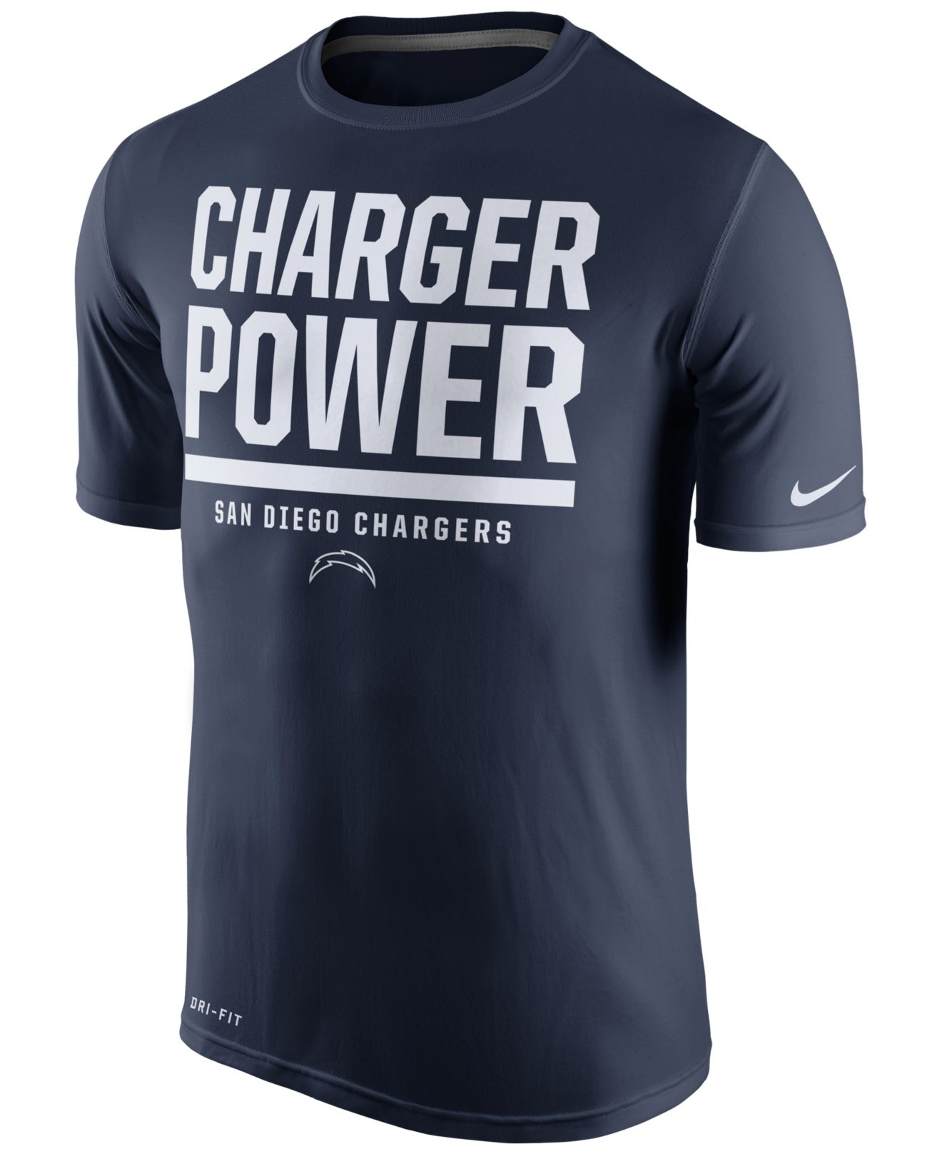 San Diego Chargers Dress: Nike Men's San Diego Chargers Local Legend Verbiage