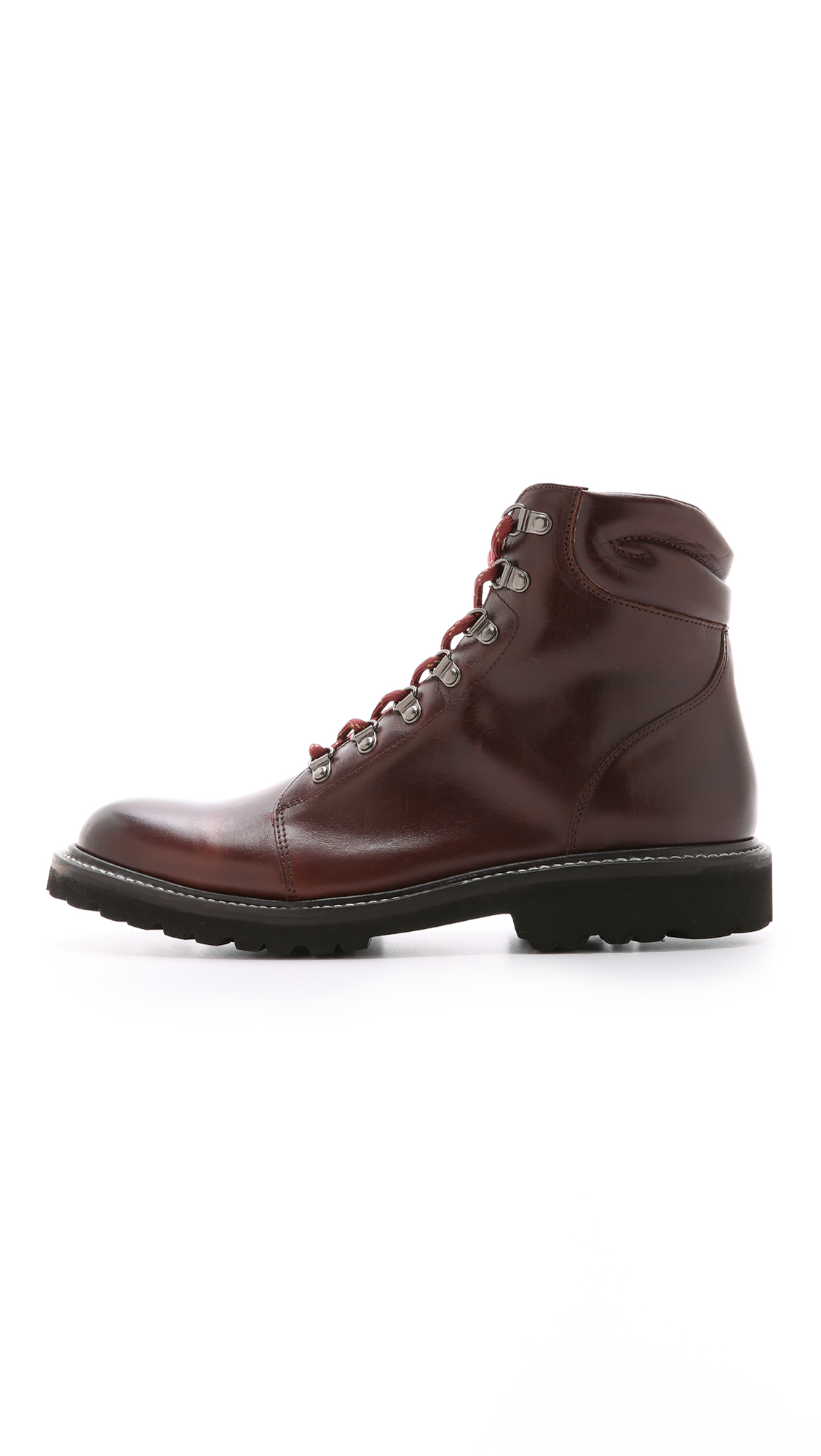 Lyst Wolverine Copeland Boots In Purple For Men