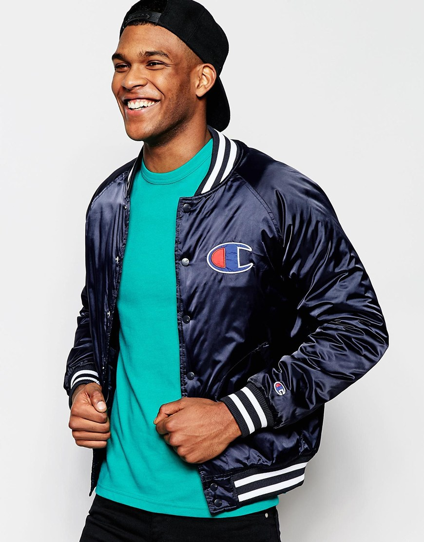 Polo Bomber Jacket