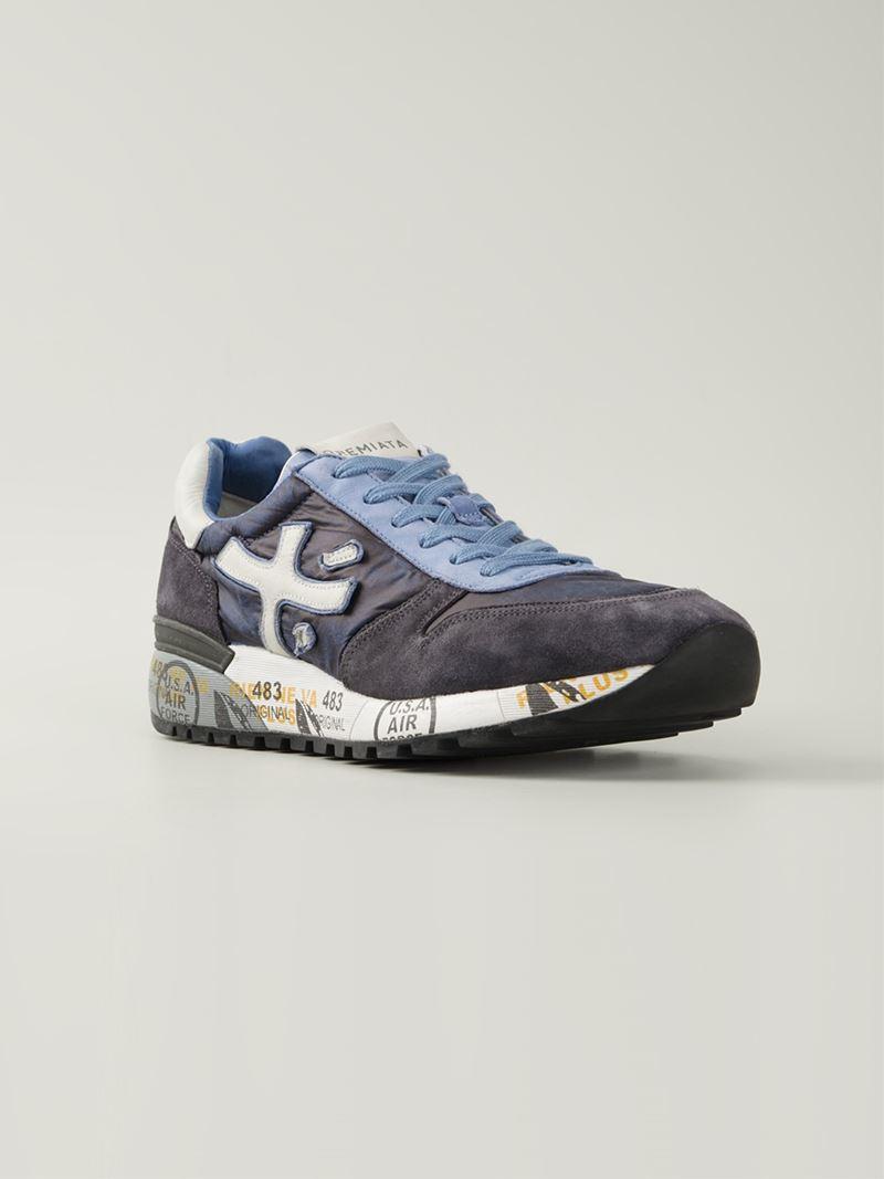 Mick sneakers - Grey Premiata uL7x9SJ2f