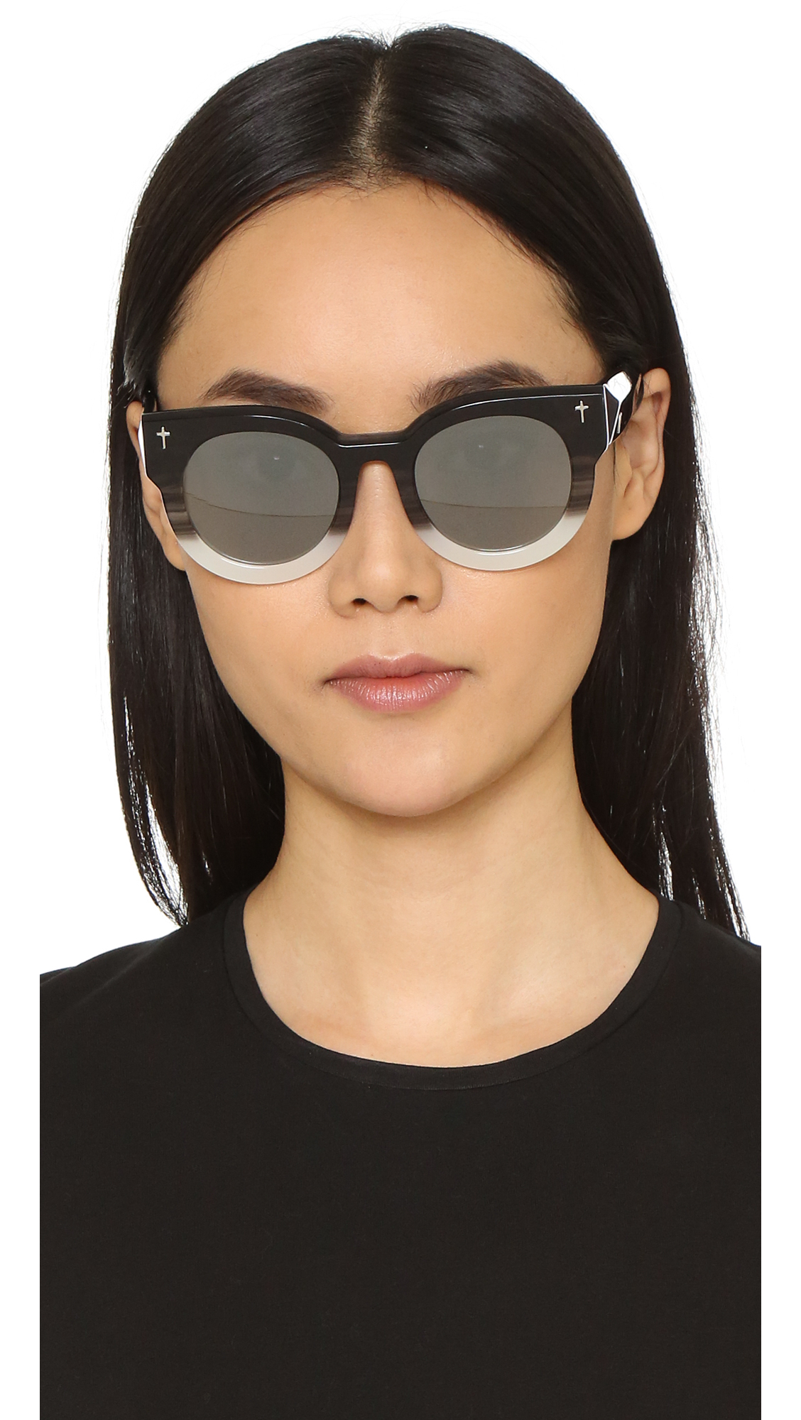 bc622d76abd Lyst - Valley Eyewear A Dead Coffin Club Sunglasses in Black