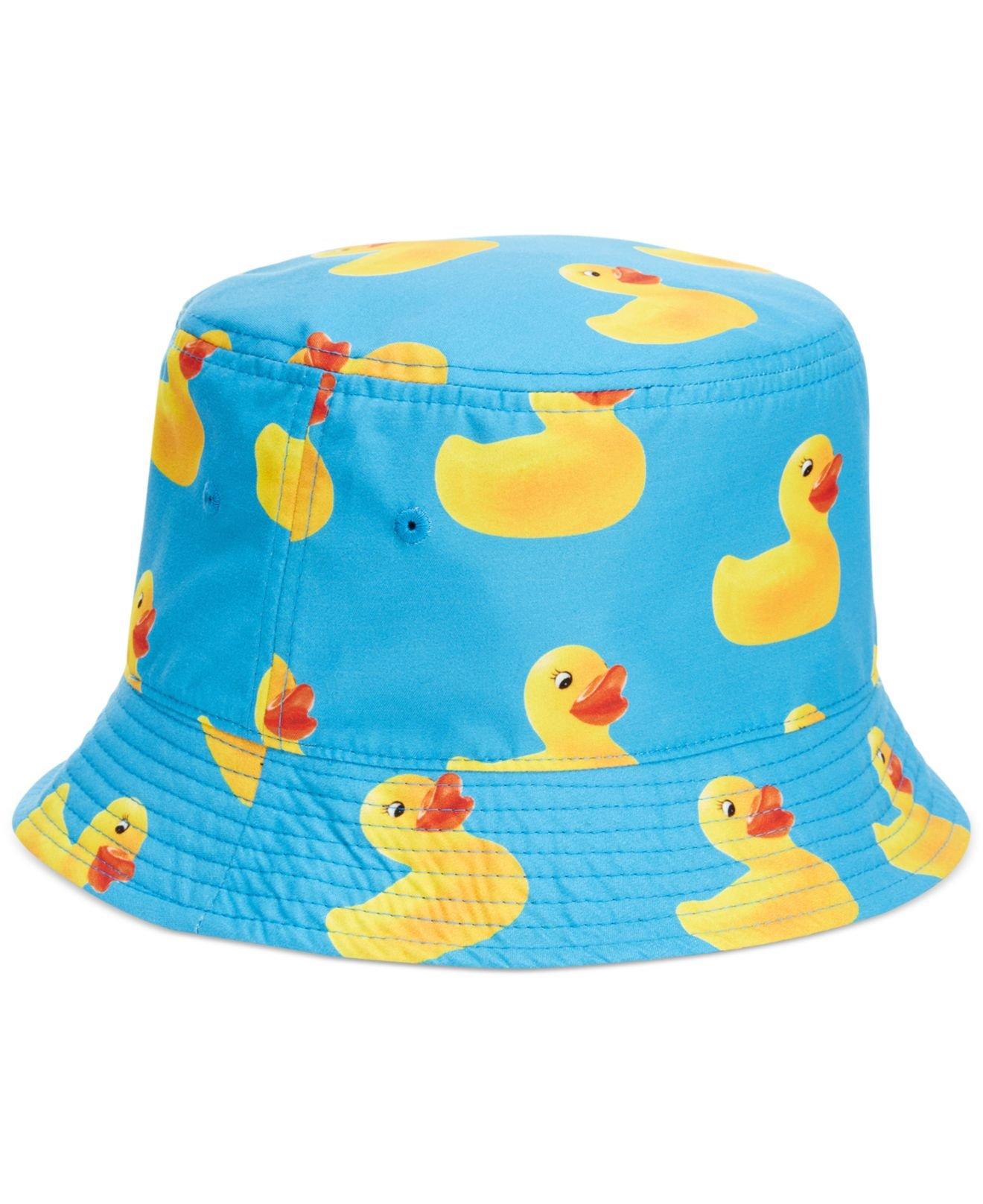 deac102130d Lyst - Neff Ducky Reversible Bucket Hat in Blue for Men
