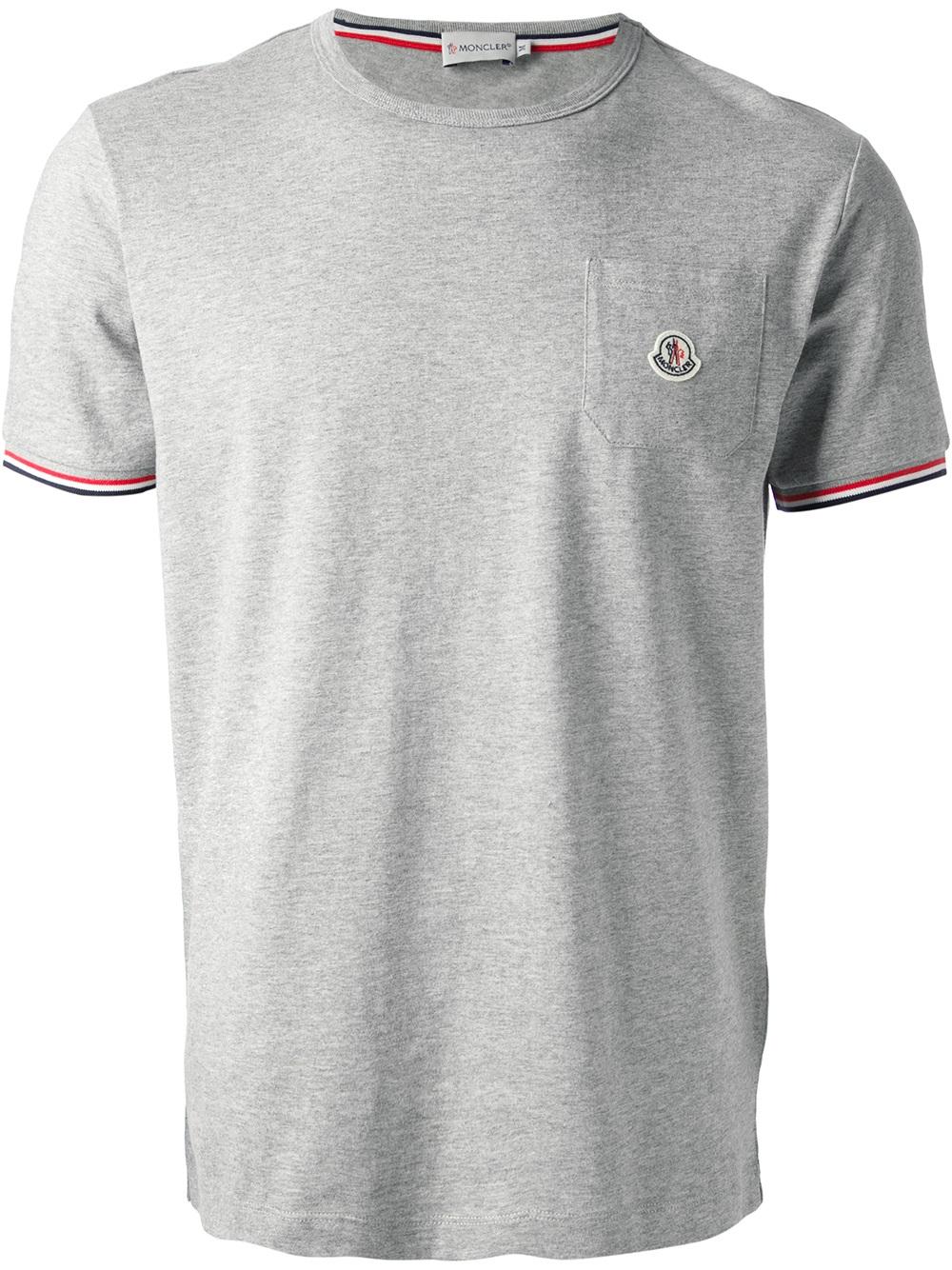moncler tee shirt