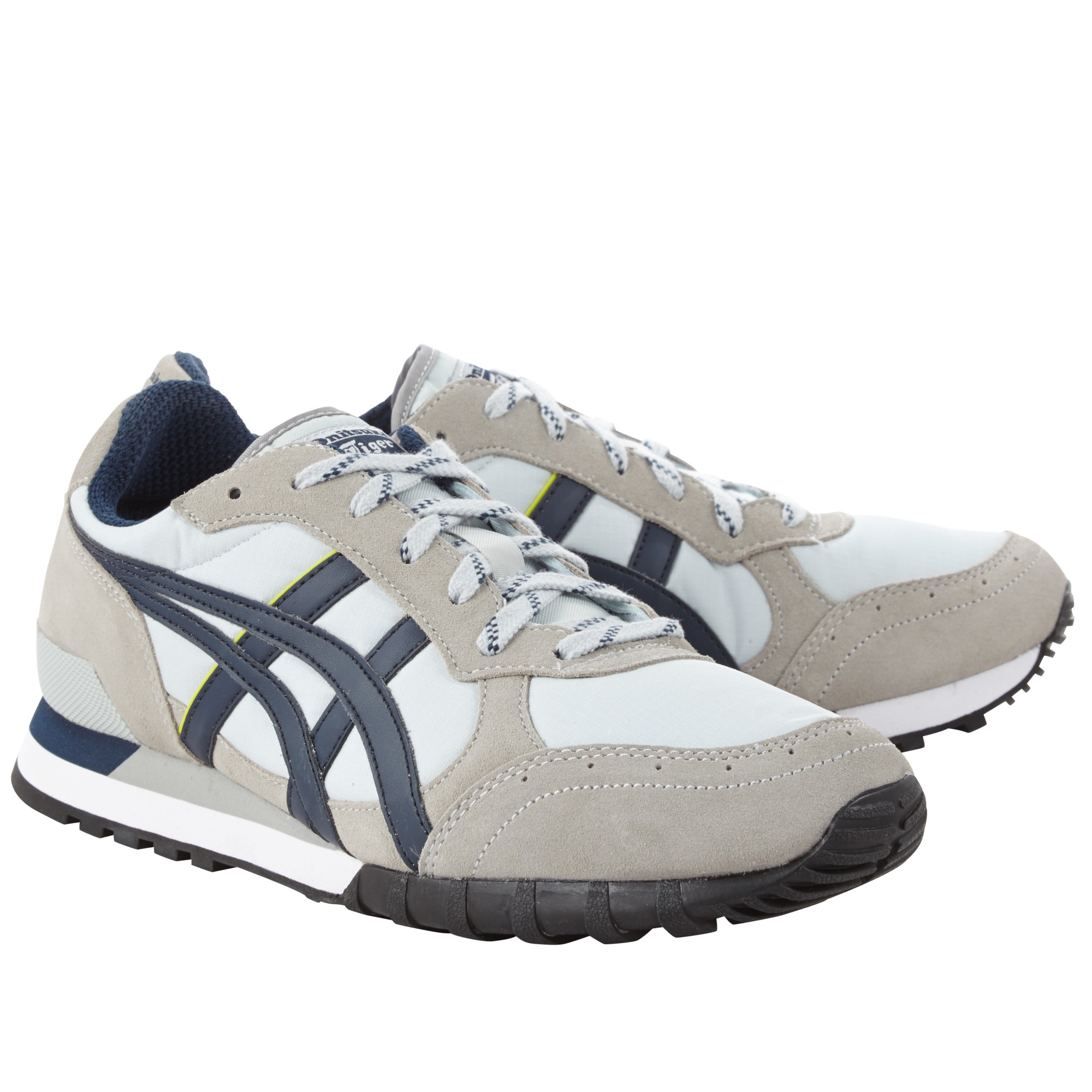 Onitsuka Tiger Synthetic Colorado Eighty-five Men's Trainers in Grey (Grey) for Men