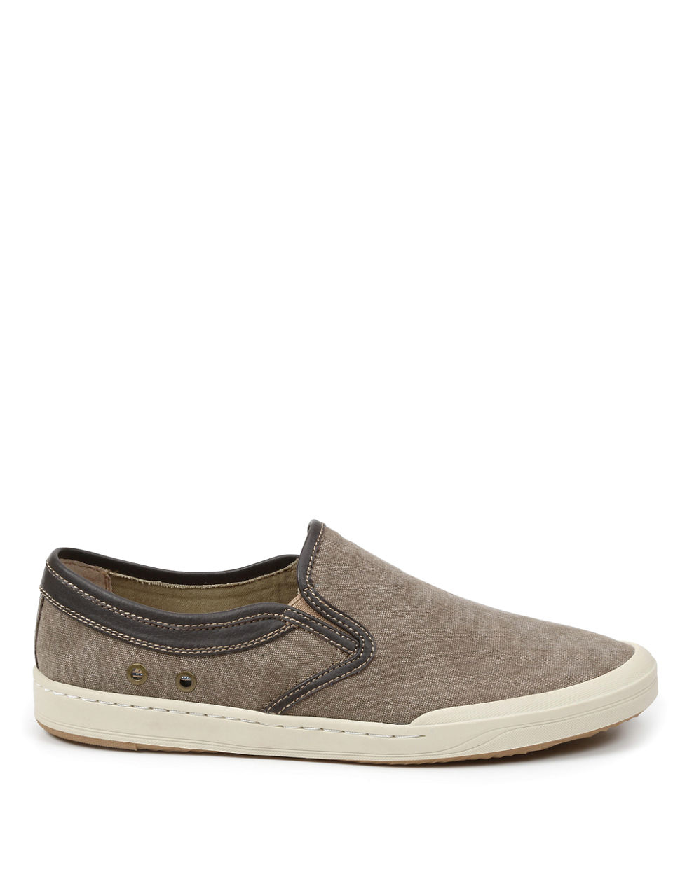 Canvas Slip On Shoes Men Lord And Taylor