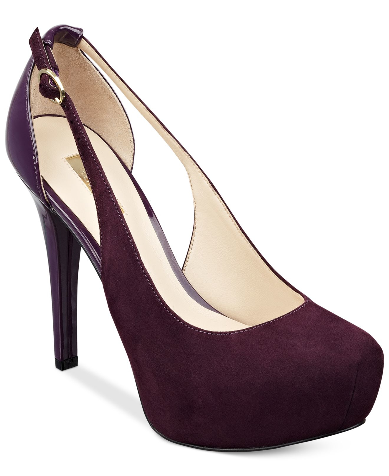 Plum Colored Women S Shoes