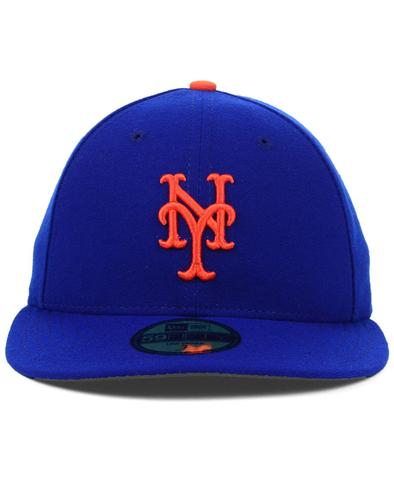 New Era 59fifty Low Crown
