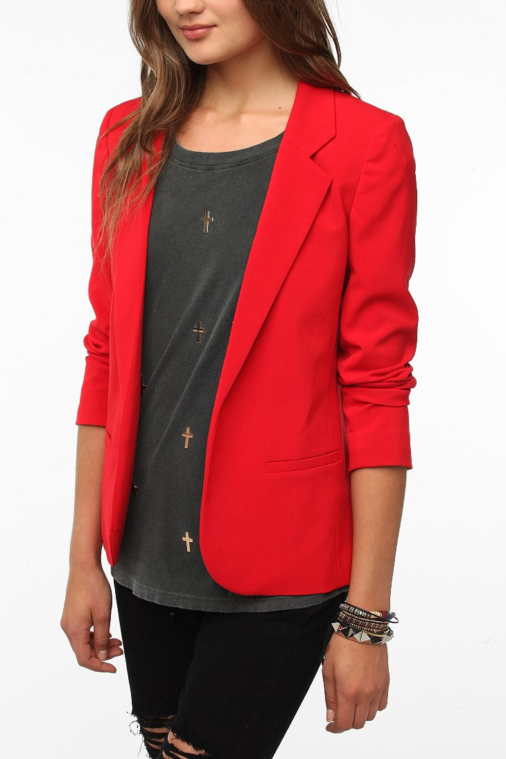 Shop for women boyfriend blazer online at Target. Free shipping on purchases over $35 and save 5% every day with your Target REDcard.
