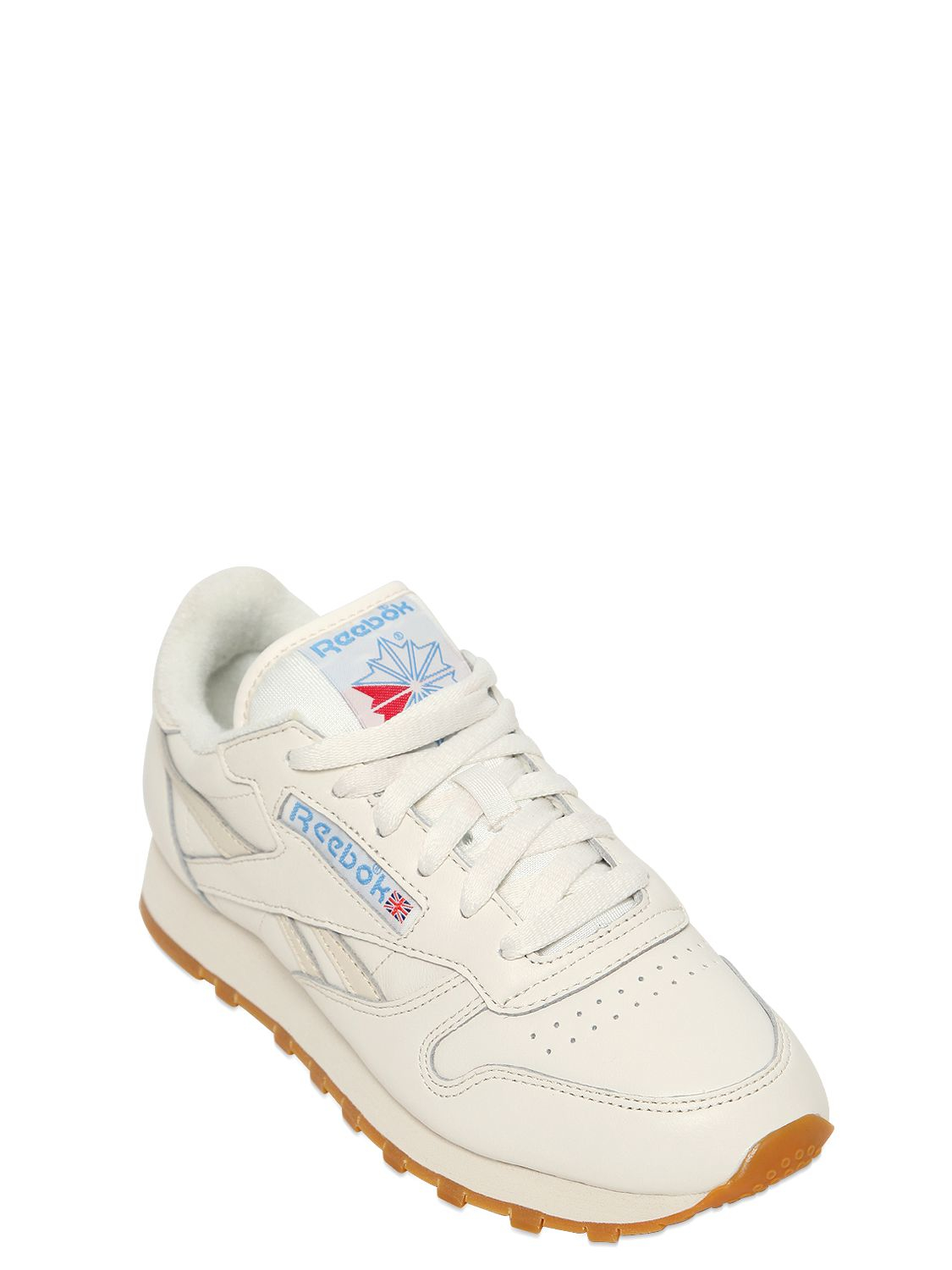 reebok classic leather vintage white dress