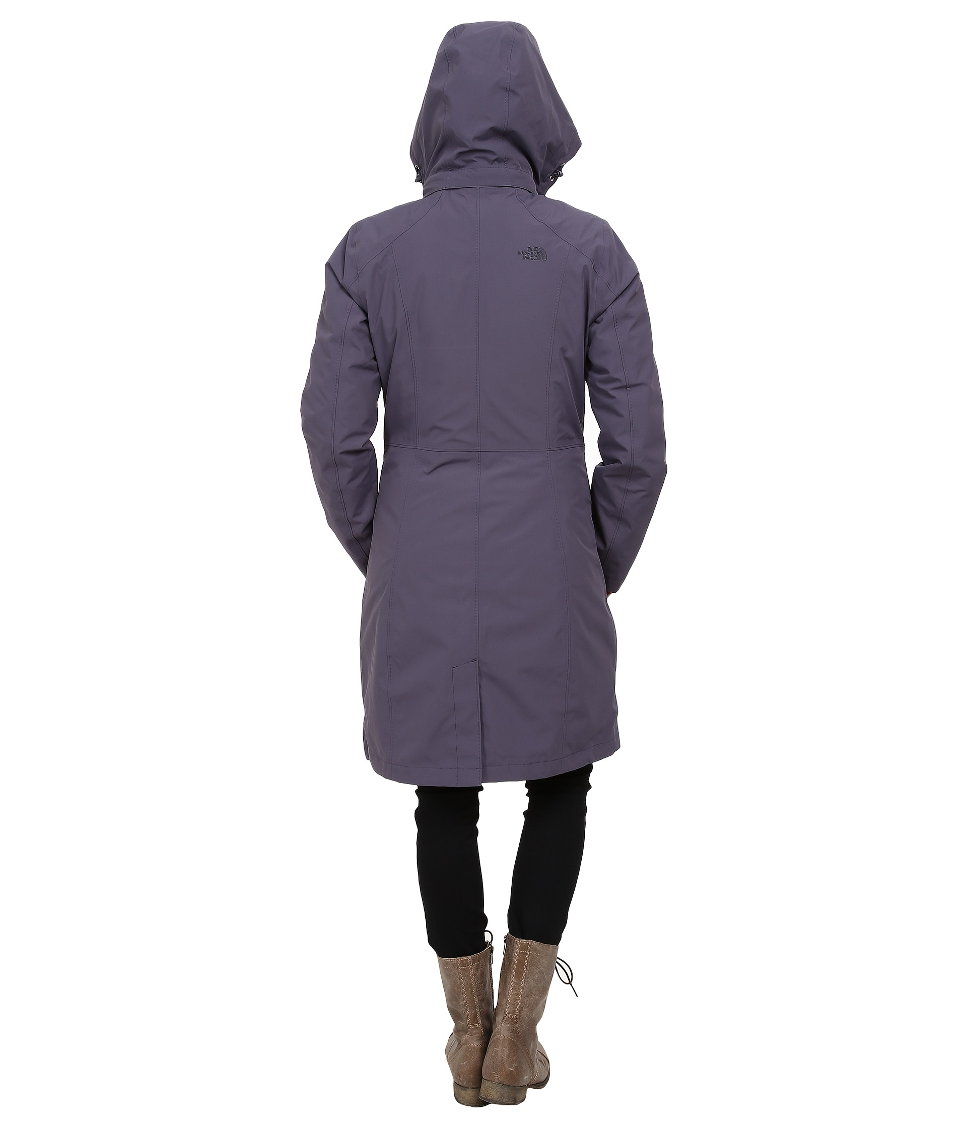 The North Face Insulated Ancha Parka In Blue Lyst