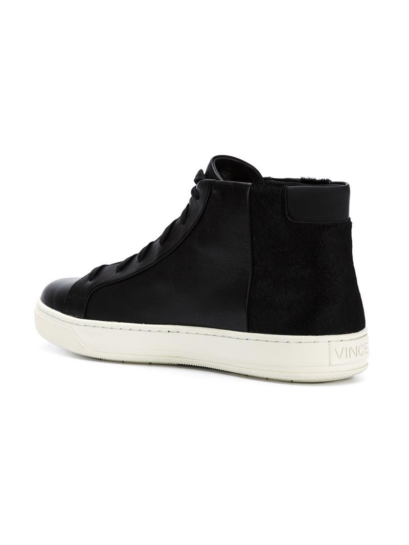 Vince Atlas Sneakers In Black For Men Lyst