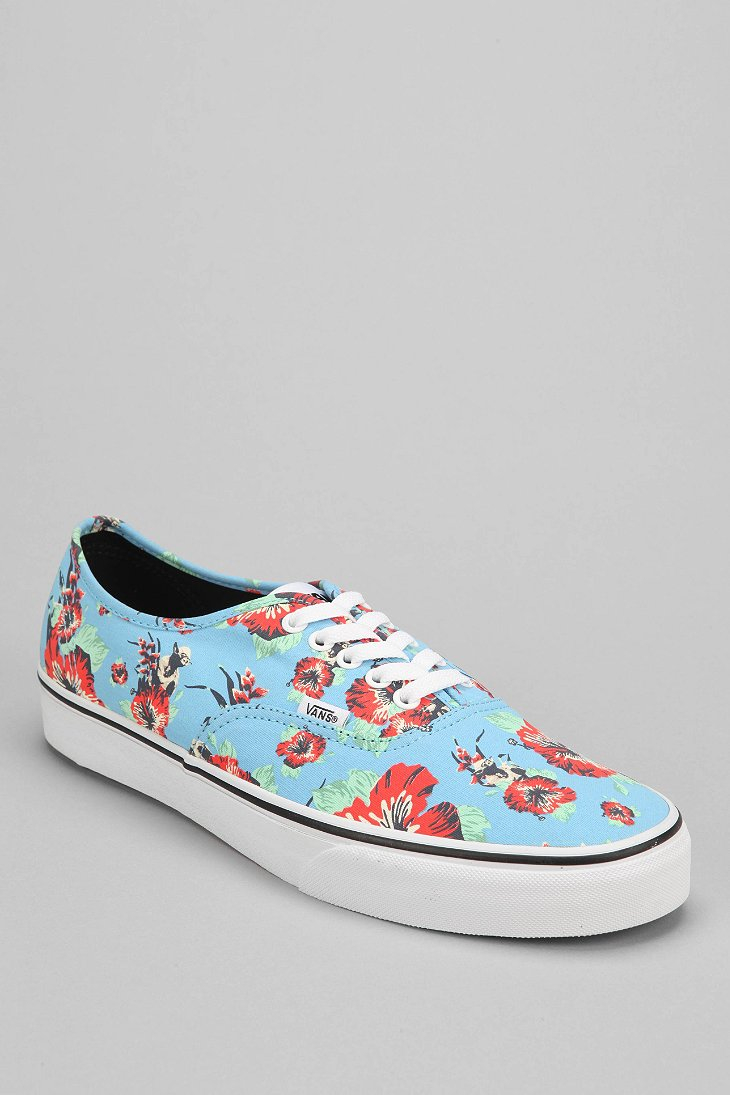 fcde1b48182364 Lyst - Vans X Star Wars Aloha Authentic Mens Sneaker in Blue for Men