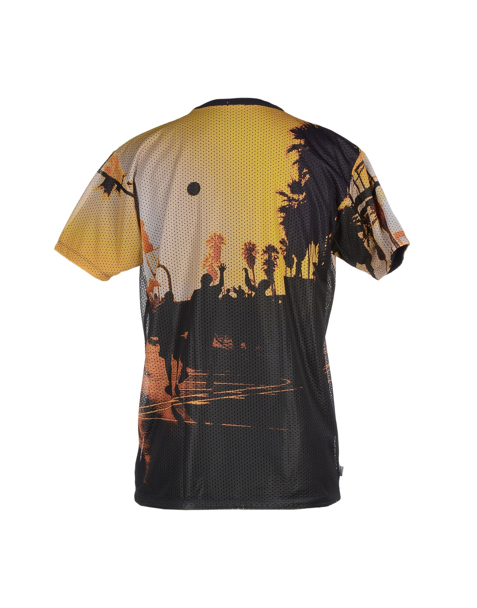 Franklin Marshall T Shirt In Black For Men Lyst